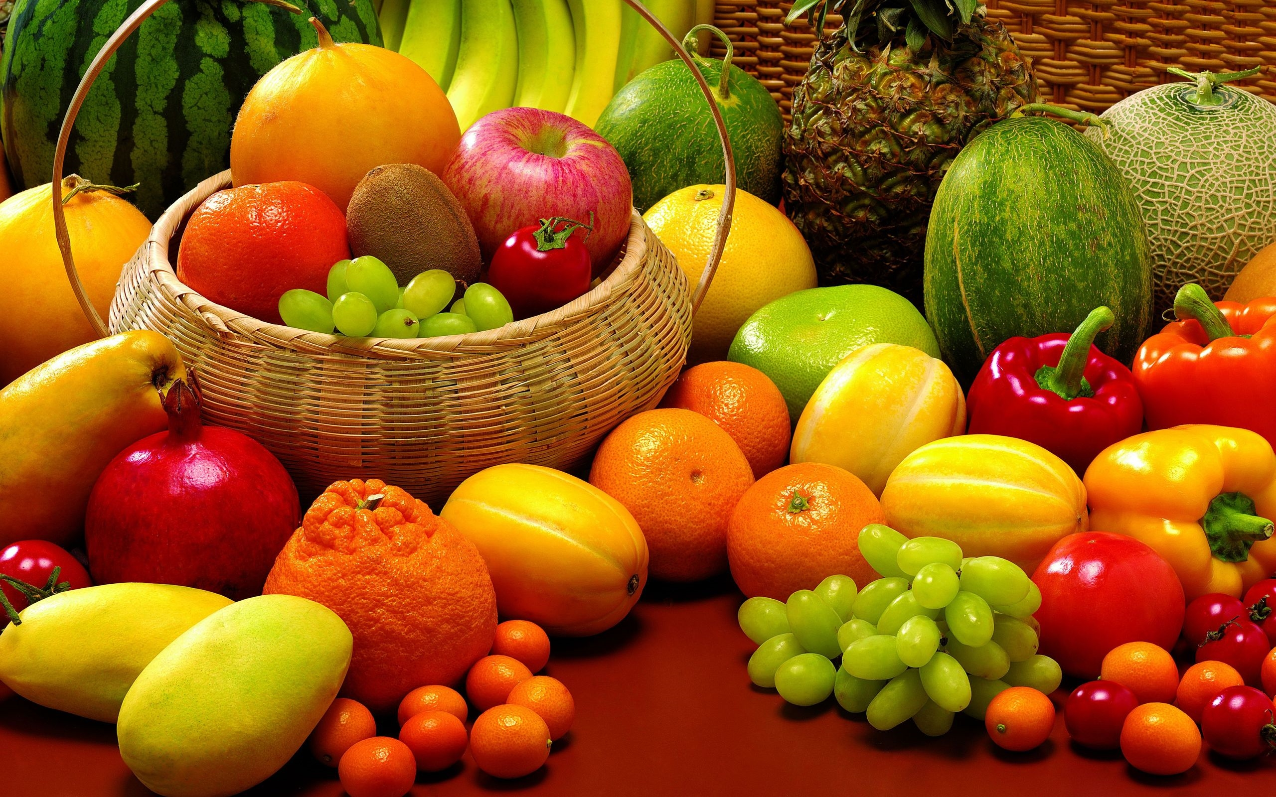 gorgeous mix fresh fruits hd