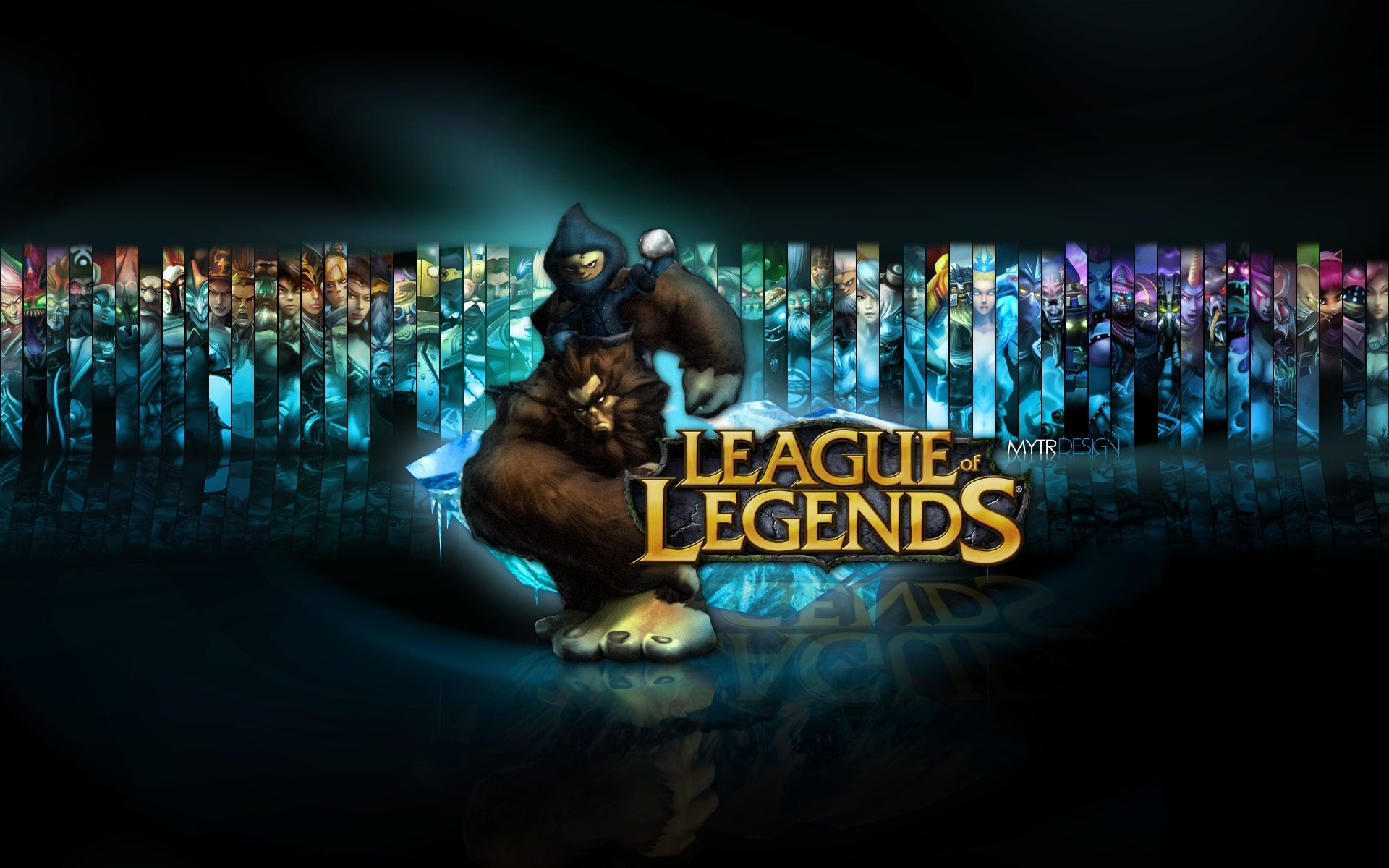 league of legends hd deskto