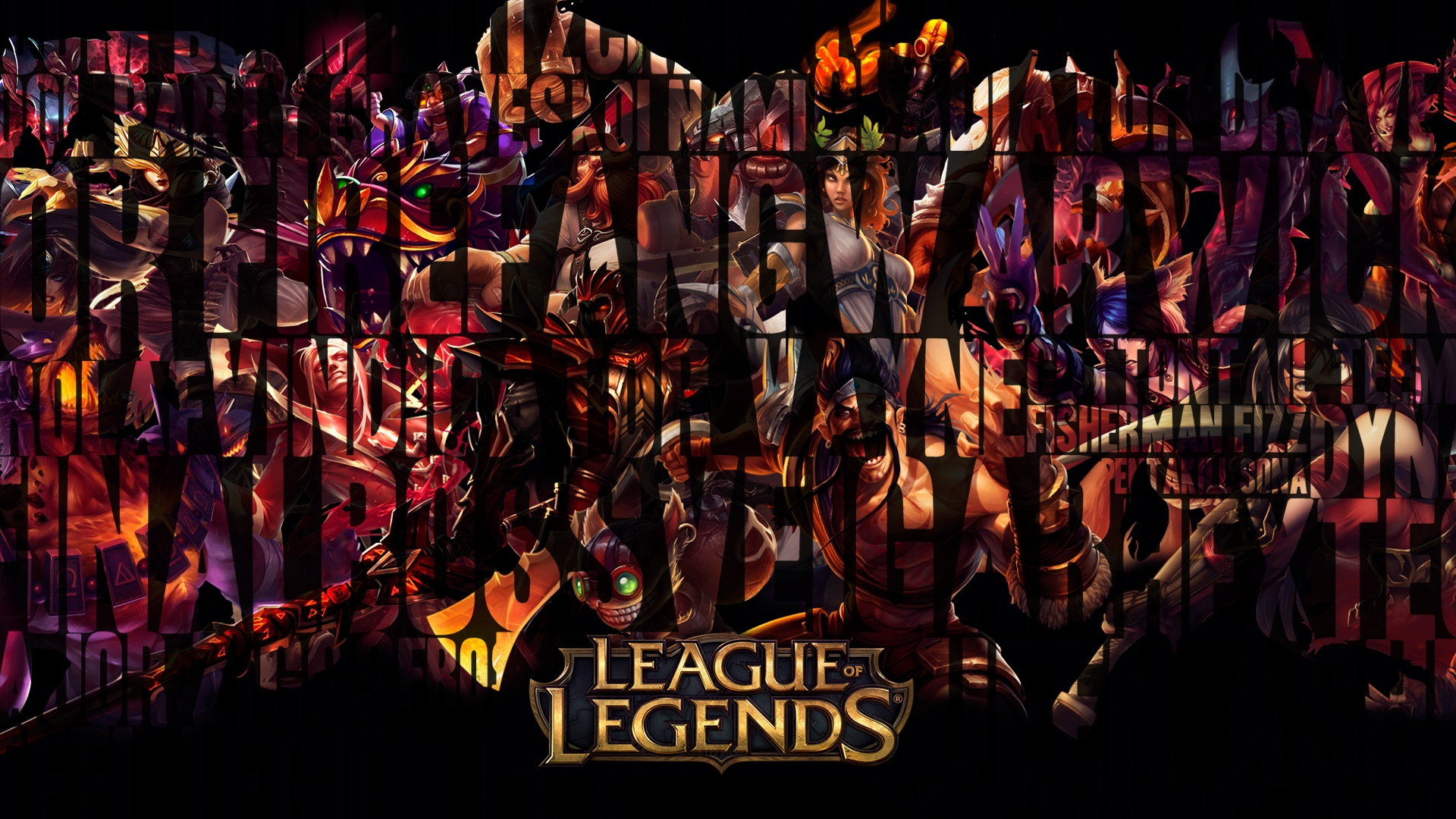 league of legends hd photos