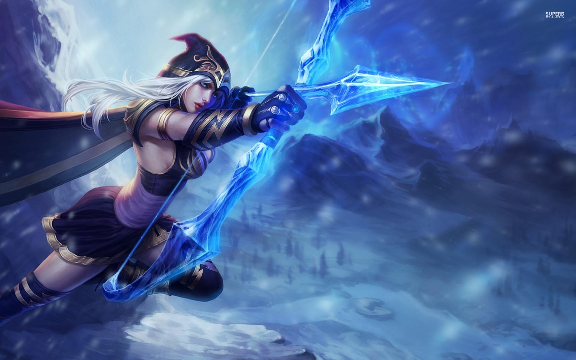 league of legends hd wallpaper