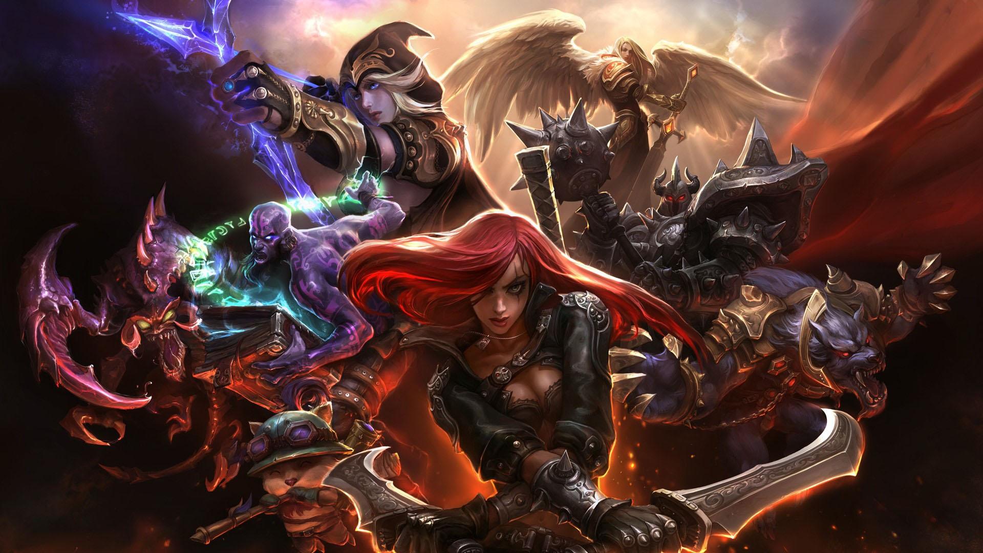league of legends images