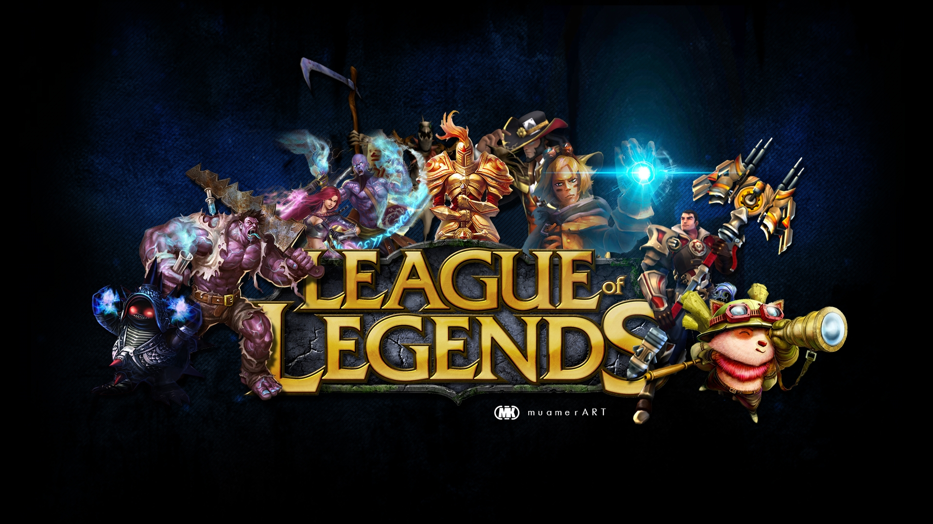 league of legends new wallpapers