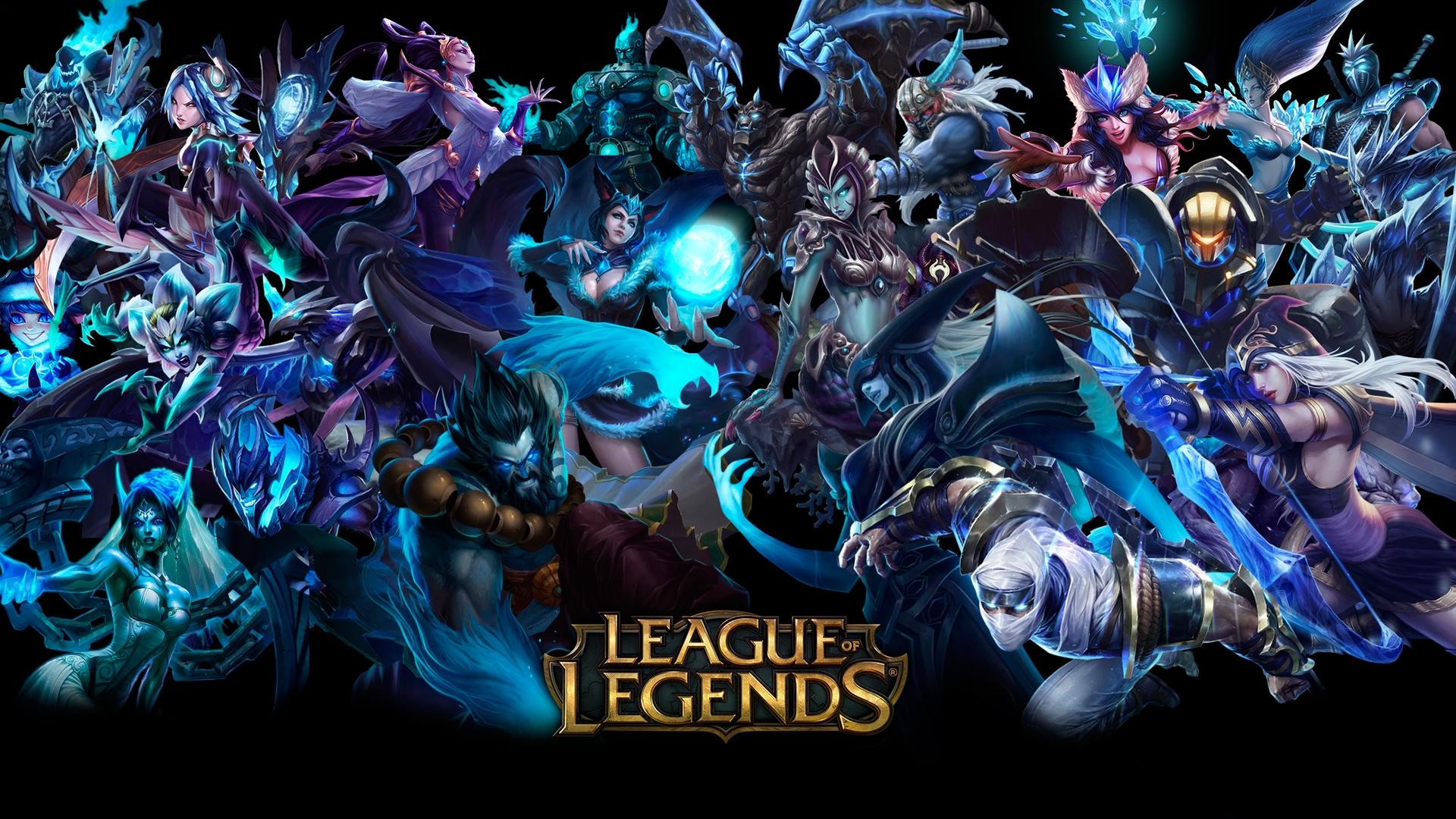 league of legends widescreen
