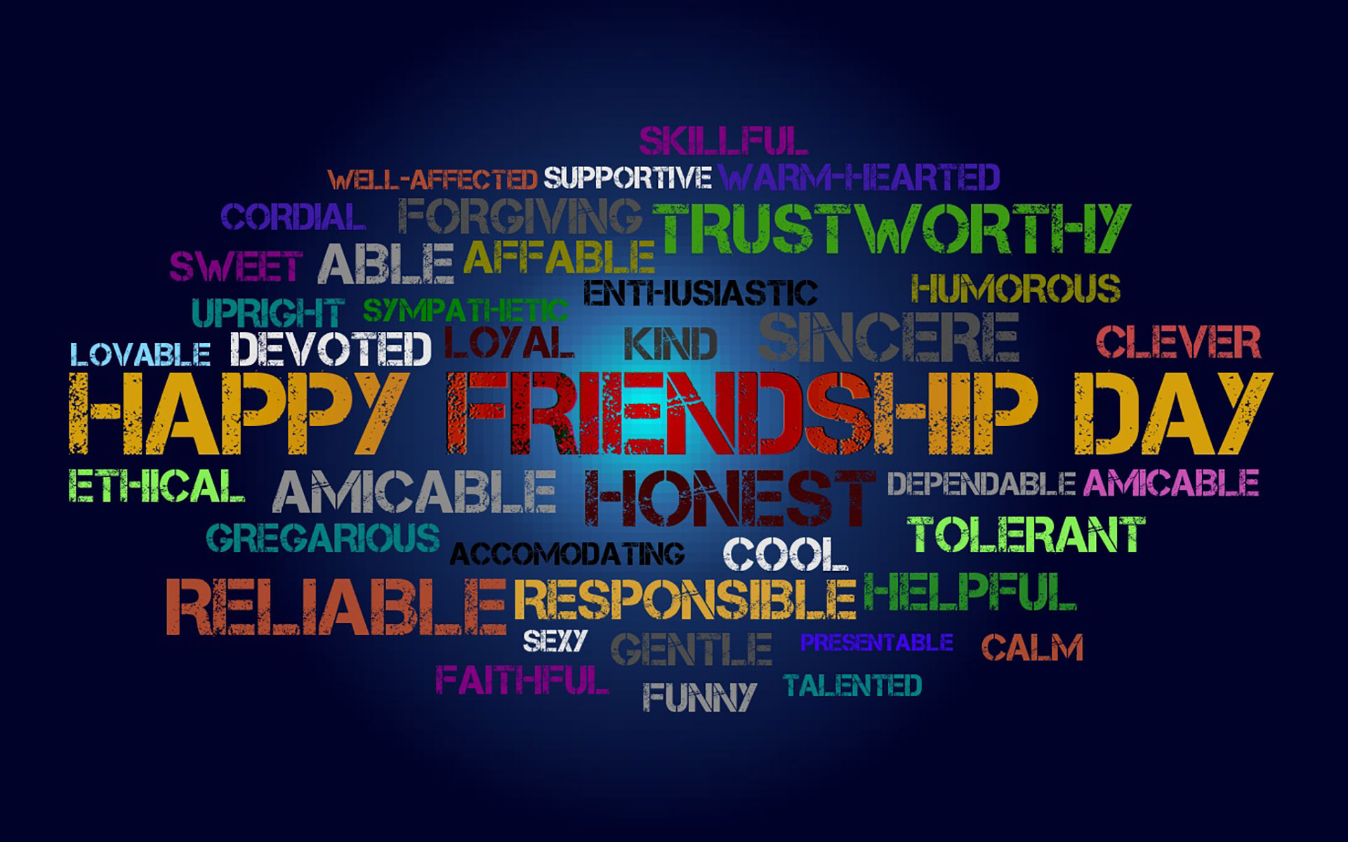 friendship day wishes greetings words hd wallpaper