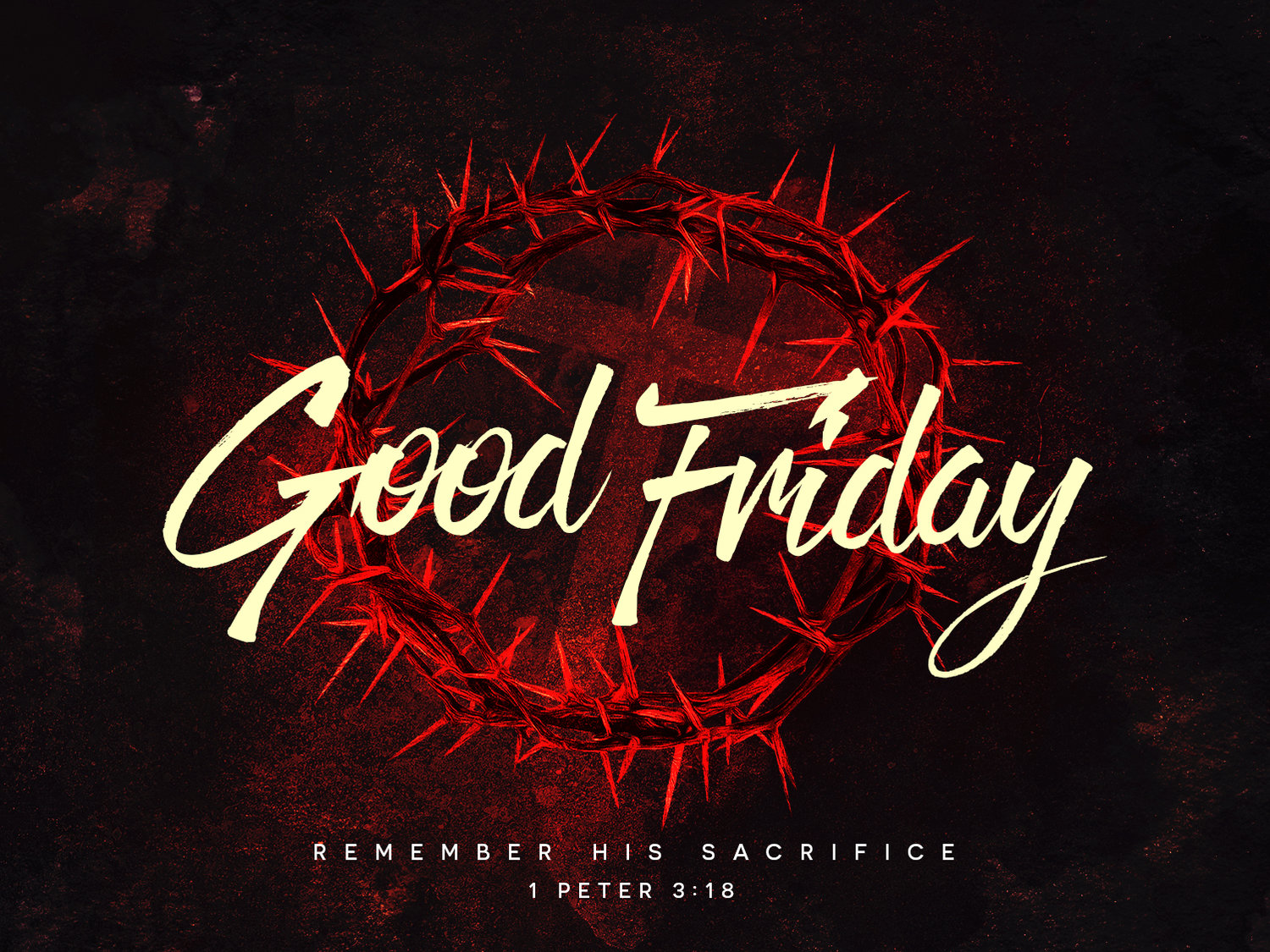 good friday jesus christ sacrifice crucifixion cross atonement hd wallpaper
