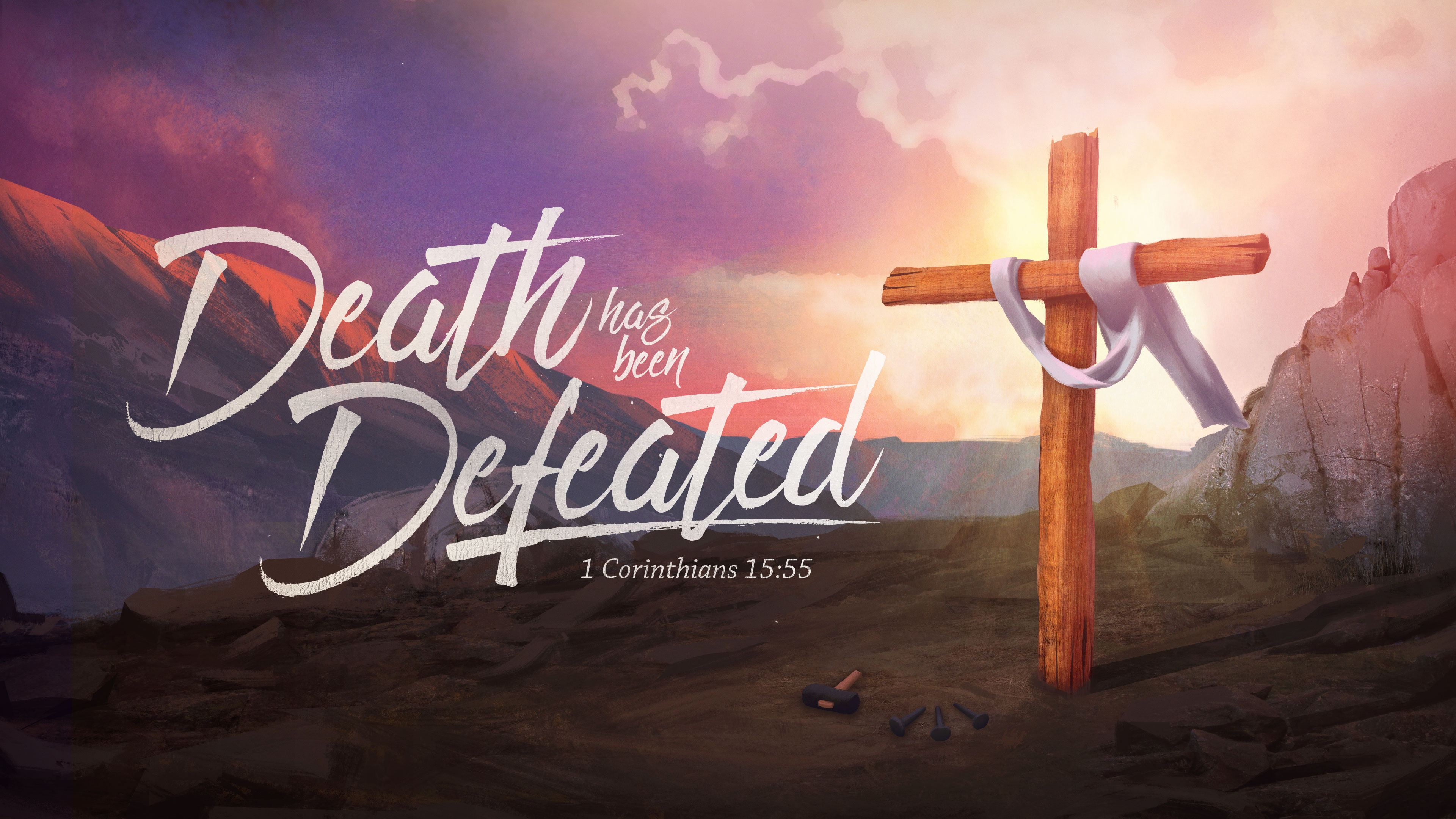 good friday jesus sin crucifixion cross death defeated hd wallpaper