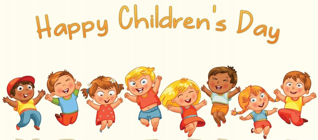 happy childrens day hd pc mobile wallpaper