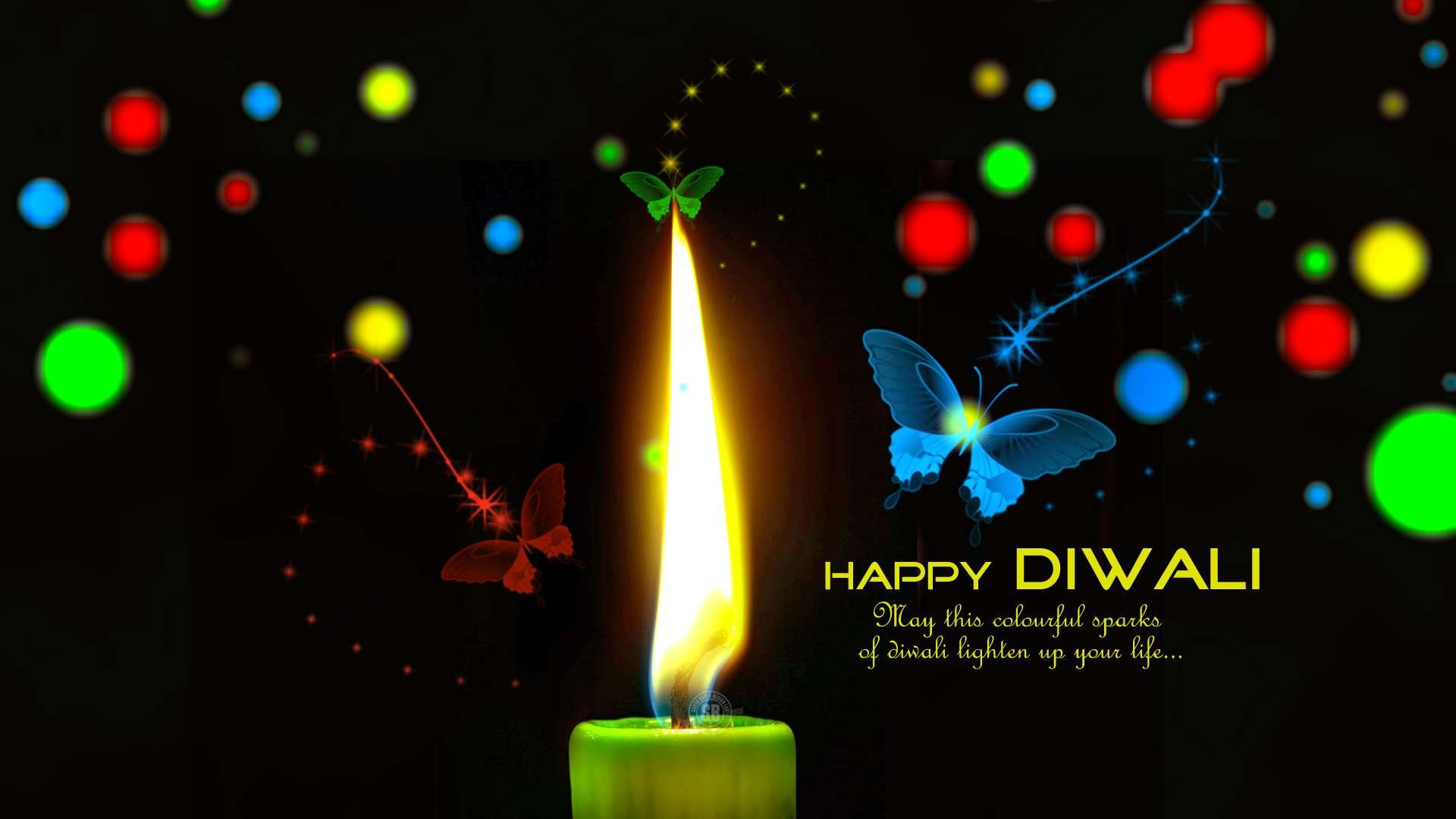 happy diwali wishes greetings background colors cute hd wallpaper