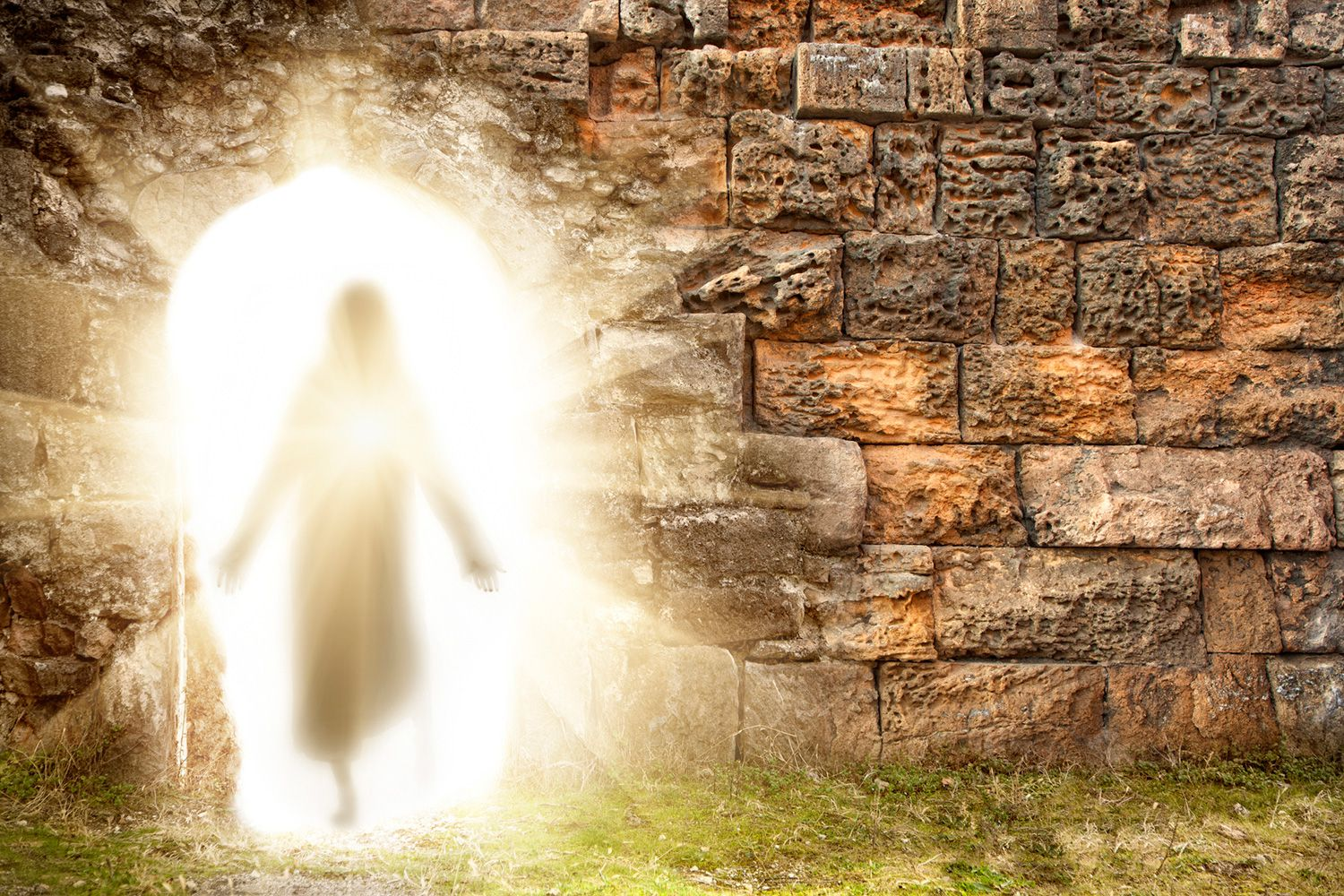 happy easter wishes resurrected jesus alive risen from dead hd wallpaper