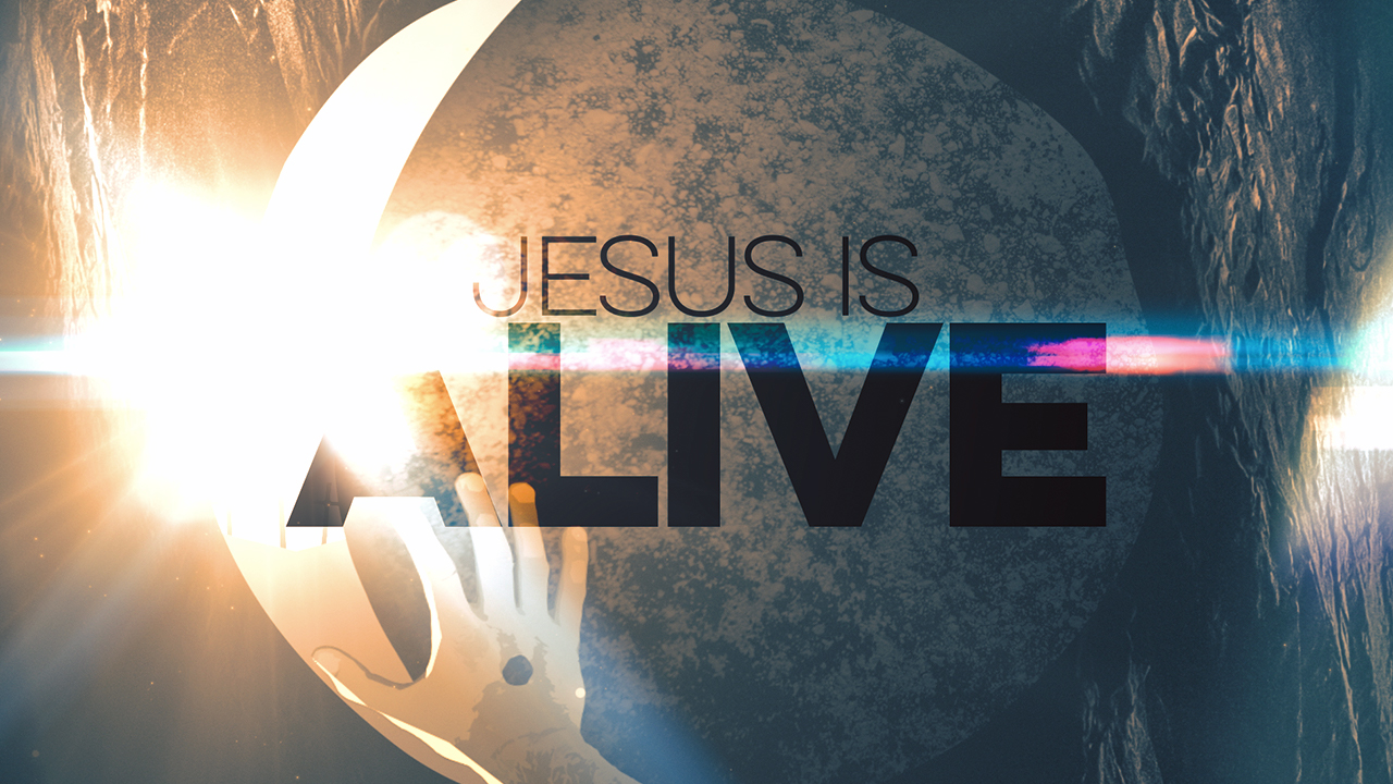 happy easter wishes resurrection jesus alive risen from dead hd wallpaper