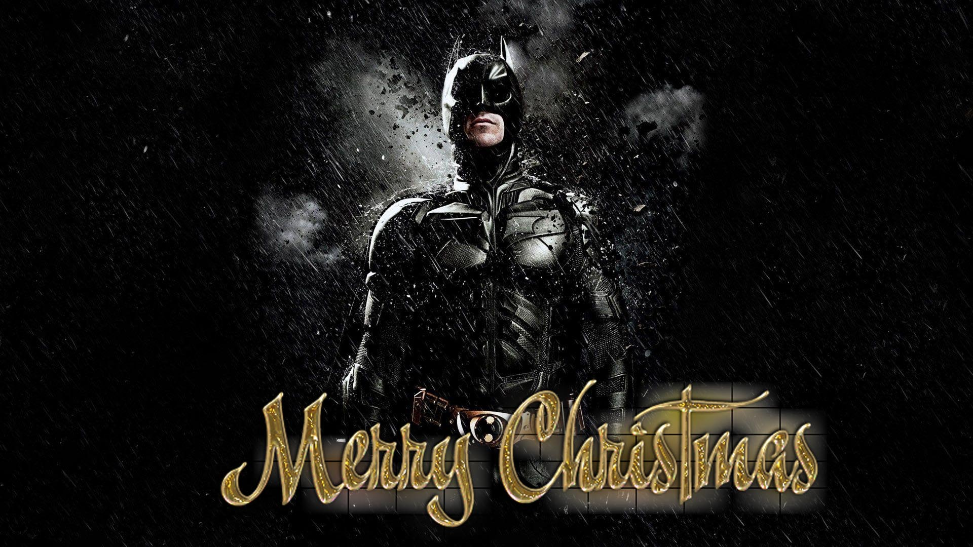 happy merry christmas wishes super hero batman kids hd wallpaper