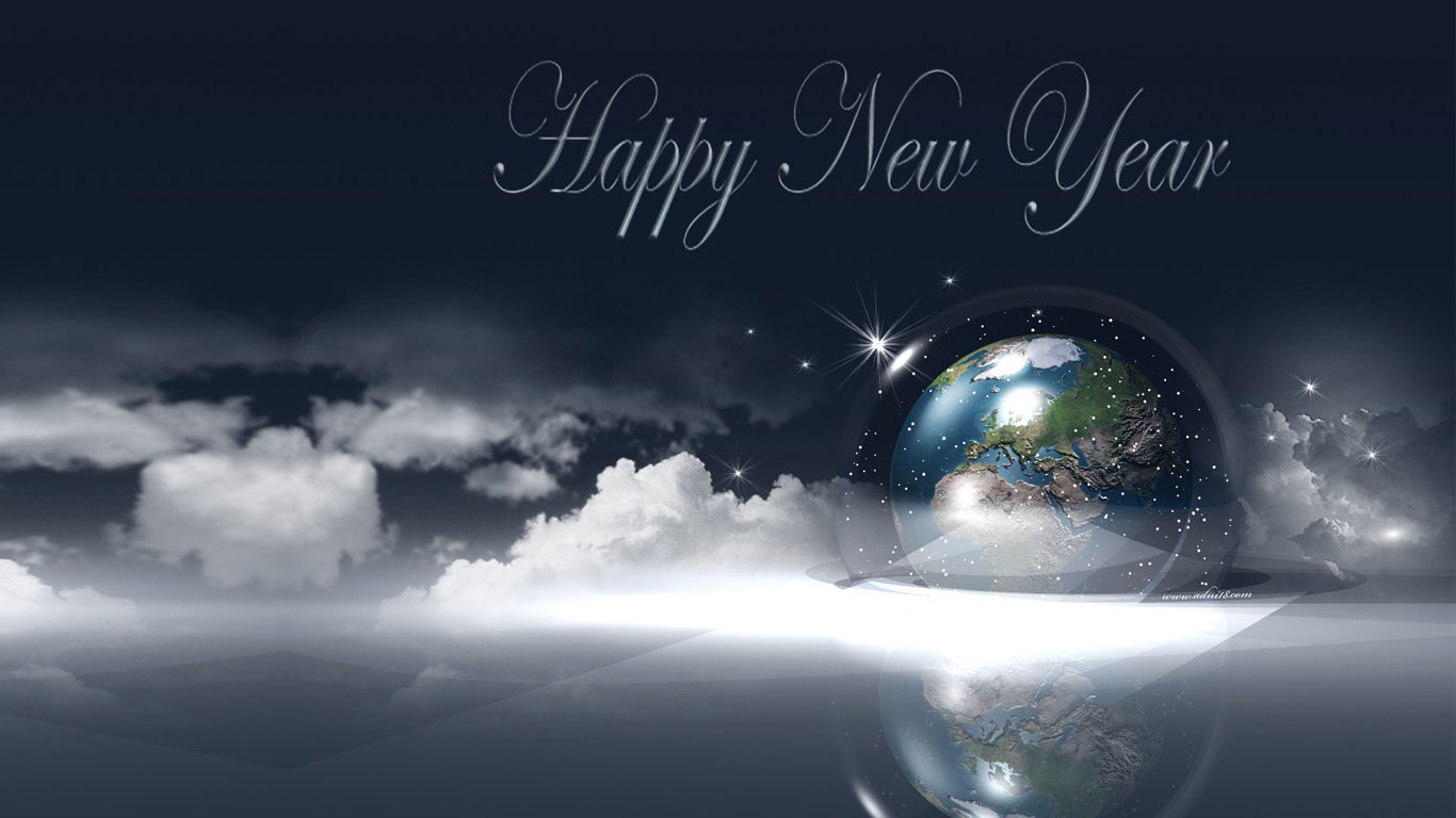 happy new year greetings wishes hd pc desktop wallpaper