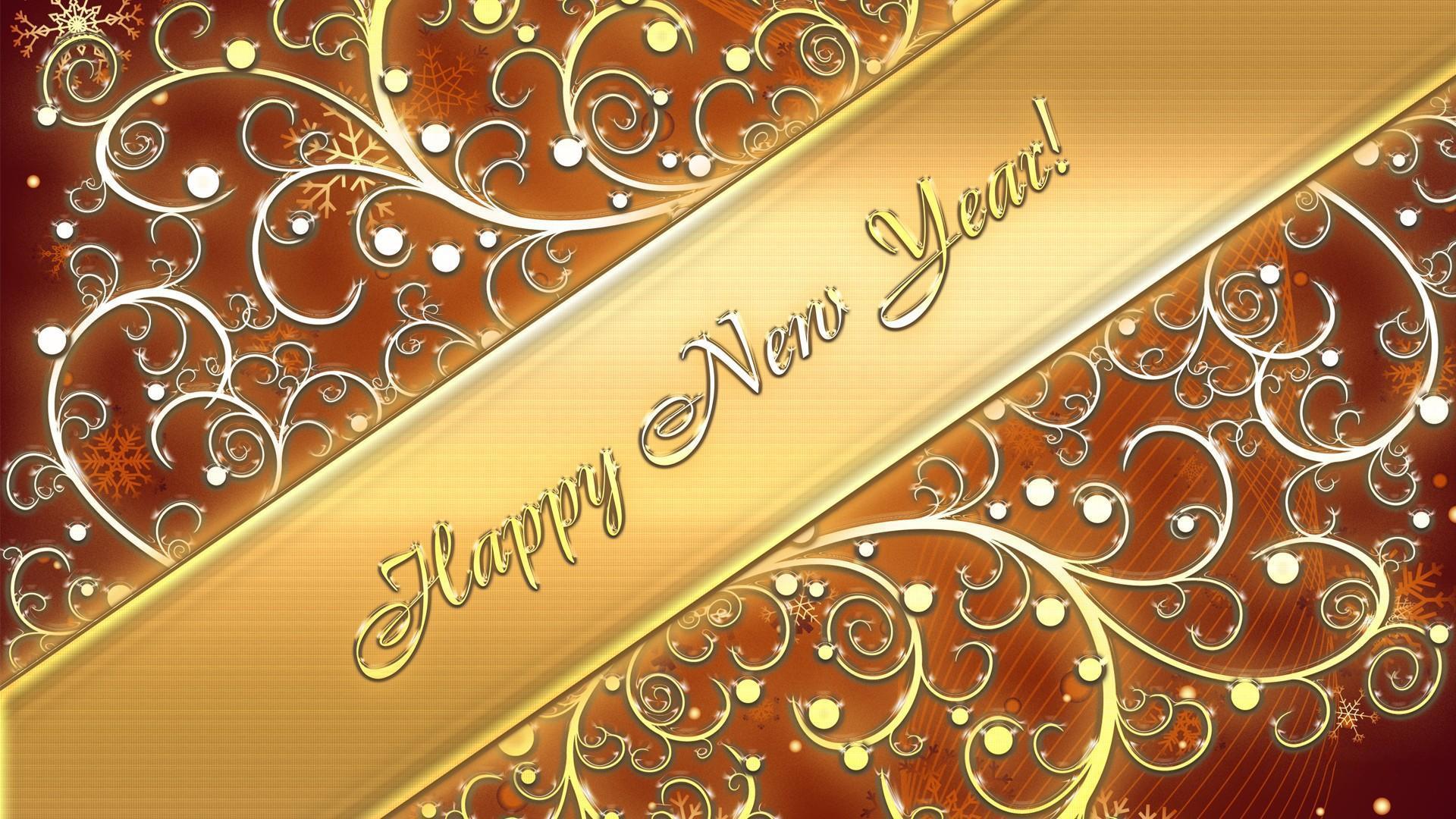 happy new year wishes greetings hd pc desktop wallpaper