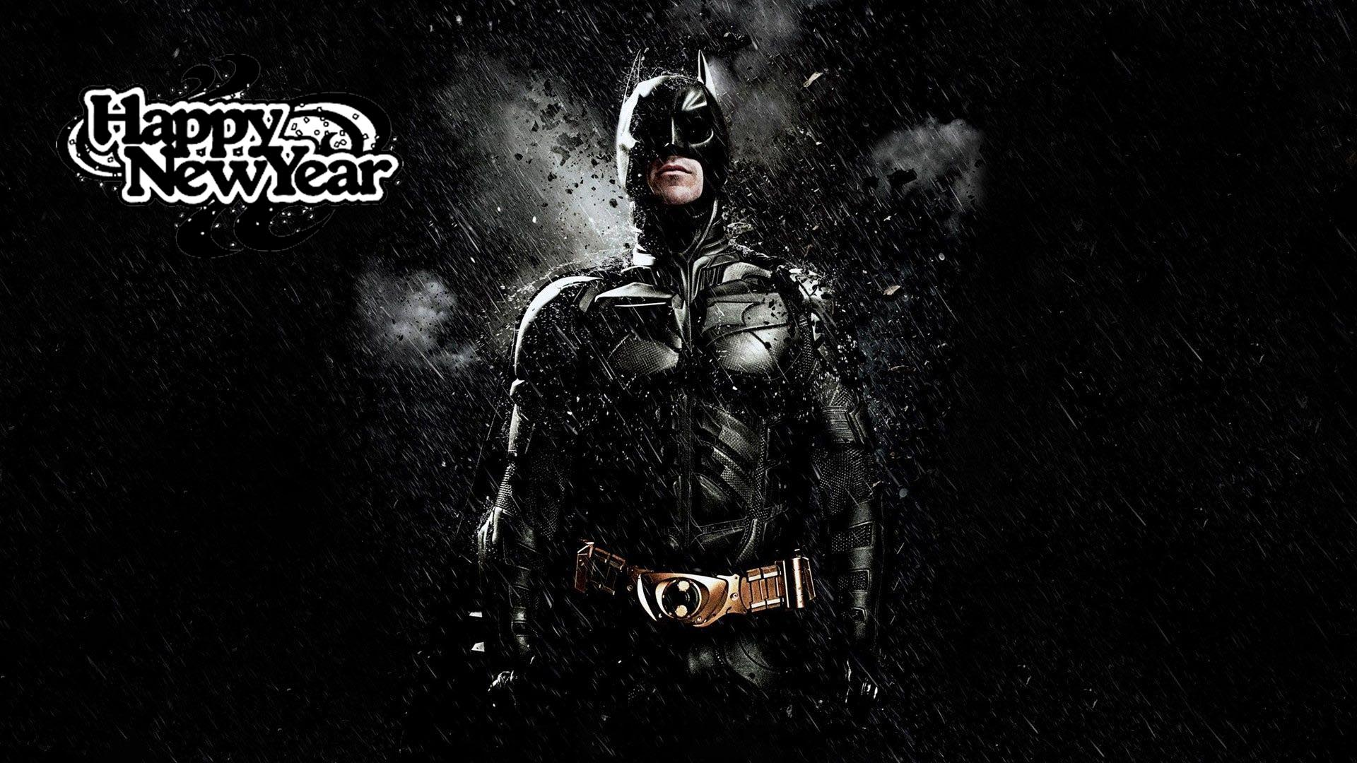 happy new year wishes super hero batman kids hd wallpaper