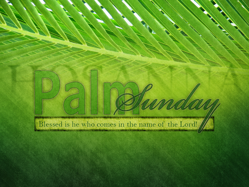 happy palm sunday wishes hosanna blessed one hd image wallpaper