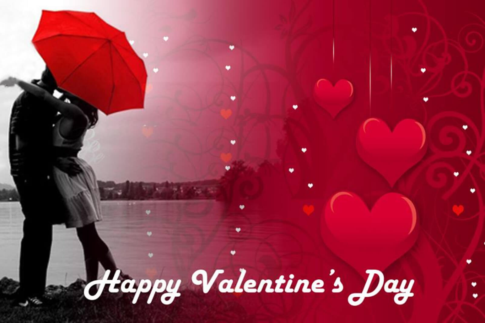 happy valentines day couple kiss love photo picture image hd wallpaper