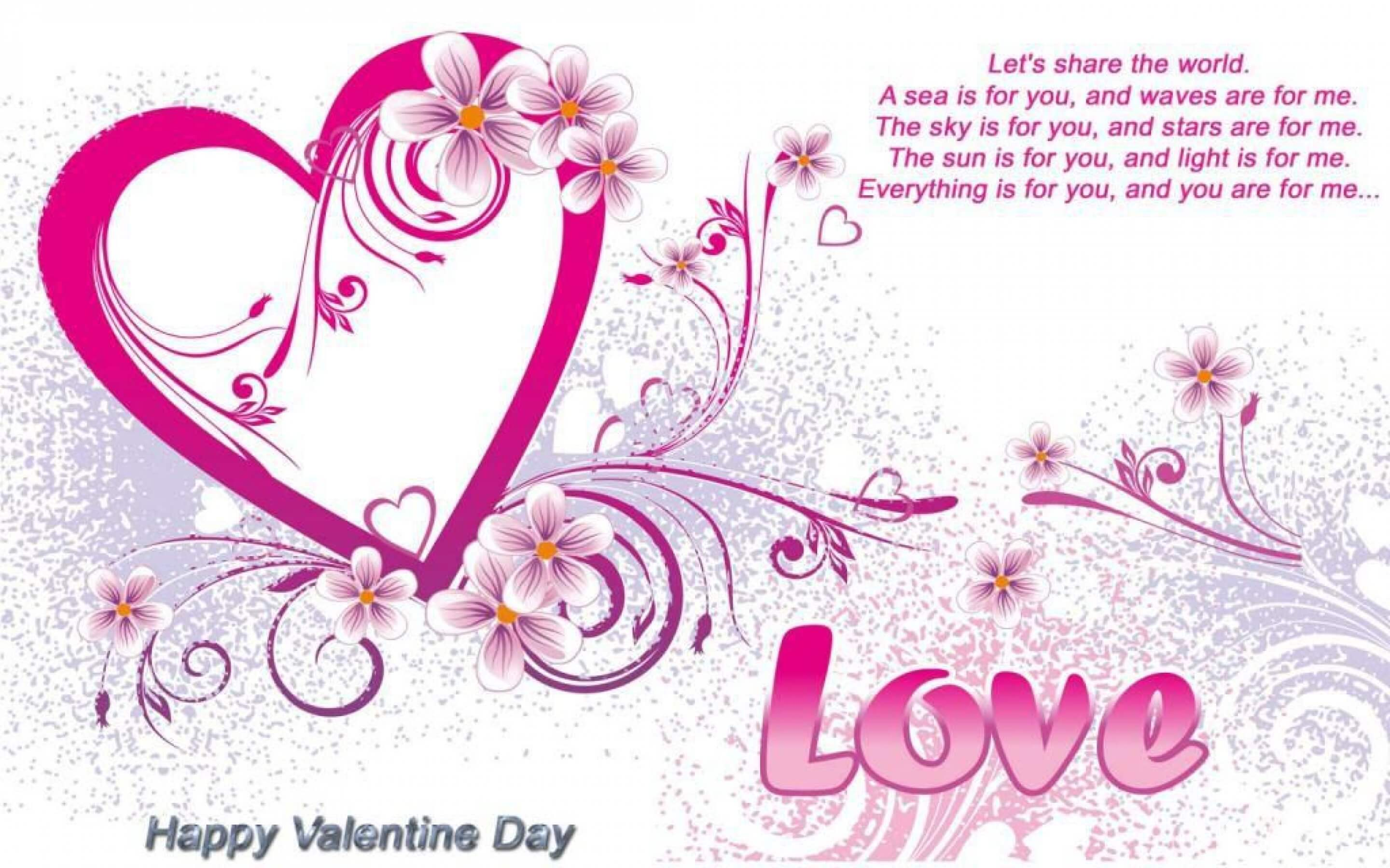 happy valentines day love quotes picture image wishes hd wallpaper