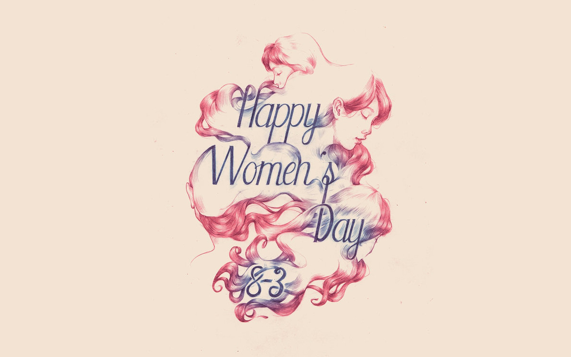 happy womens day greetings wishes modern image hd wallpaper