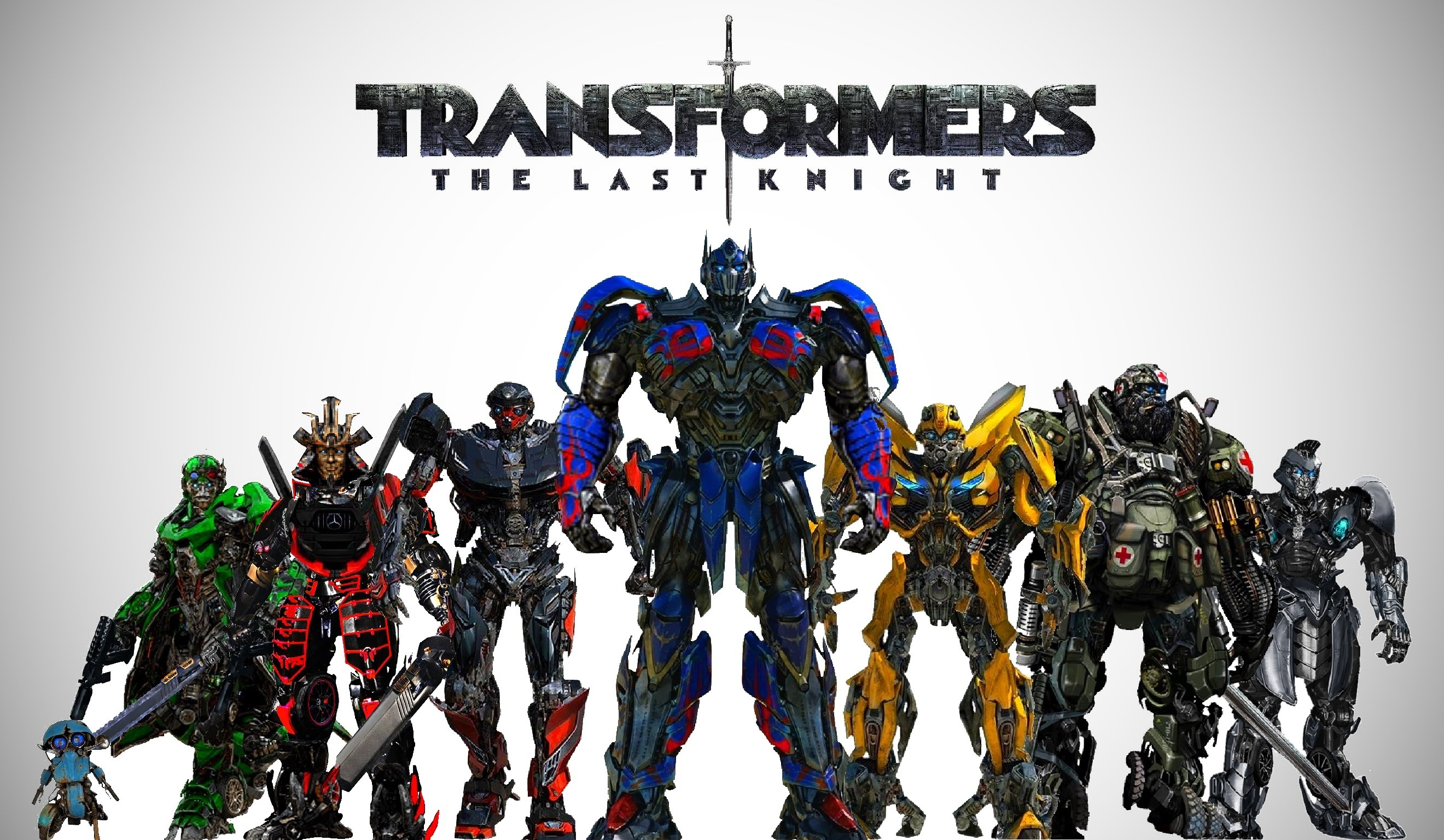transformers the last knight hd wallpaper