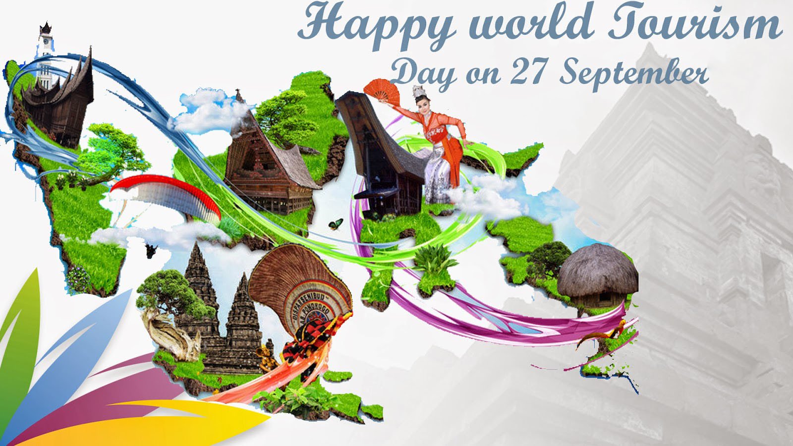 world tourism day september 27 hd latest wallpaper