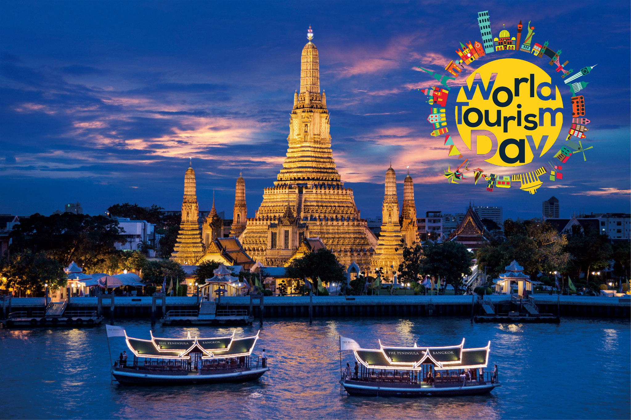 world tourism day thailand hd desktop wallpaper