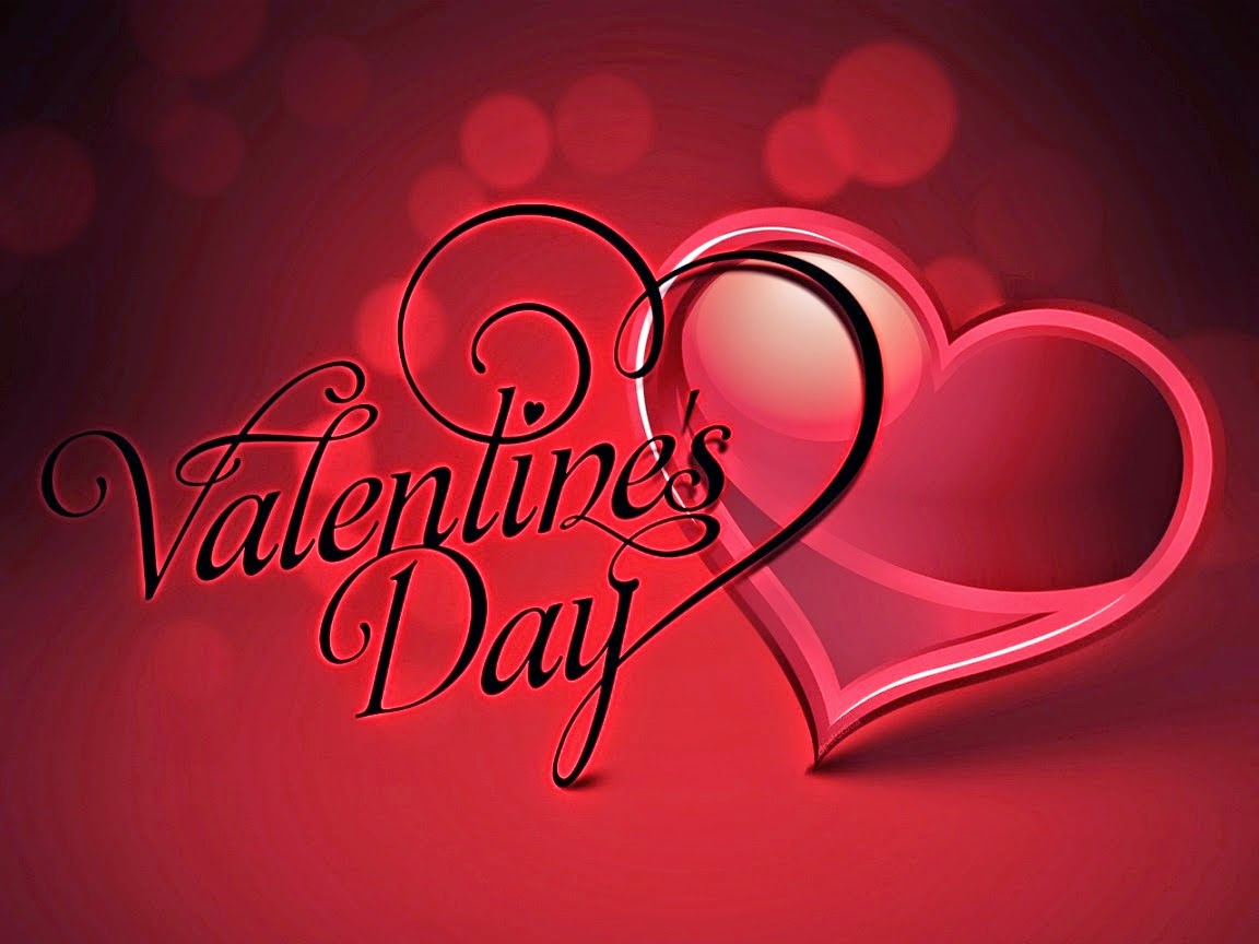 happy valentines day love heart awesome hd wallpaper