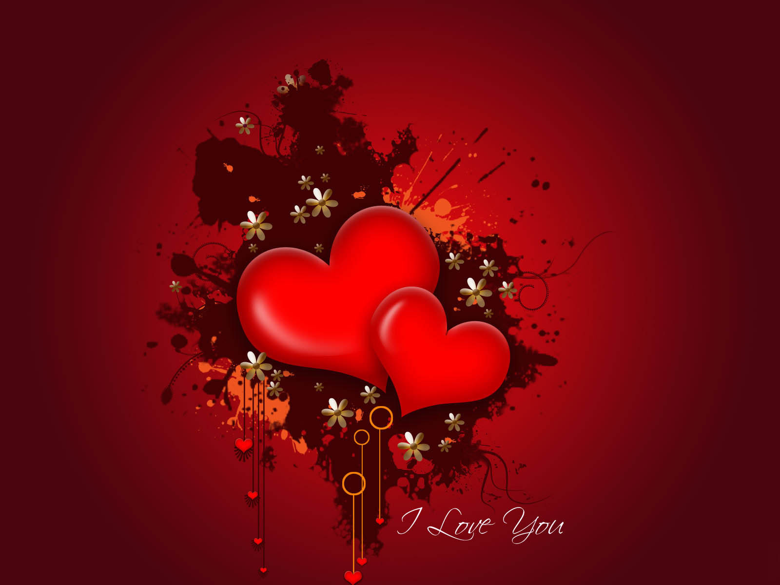 happy valentines day love modern greetings hd wallpaper