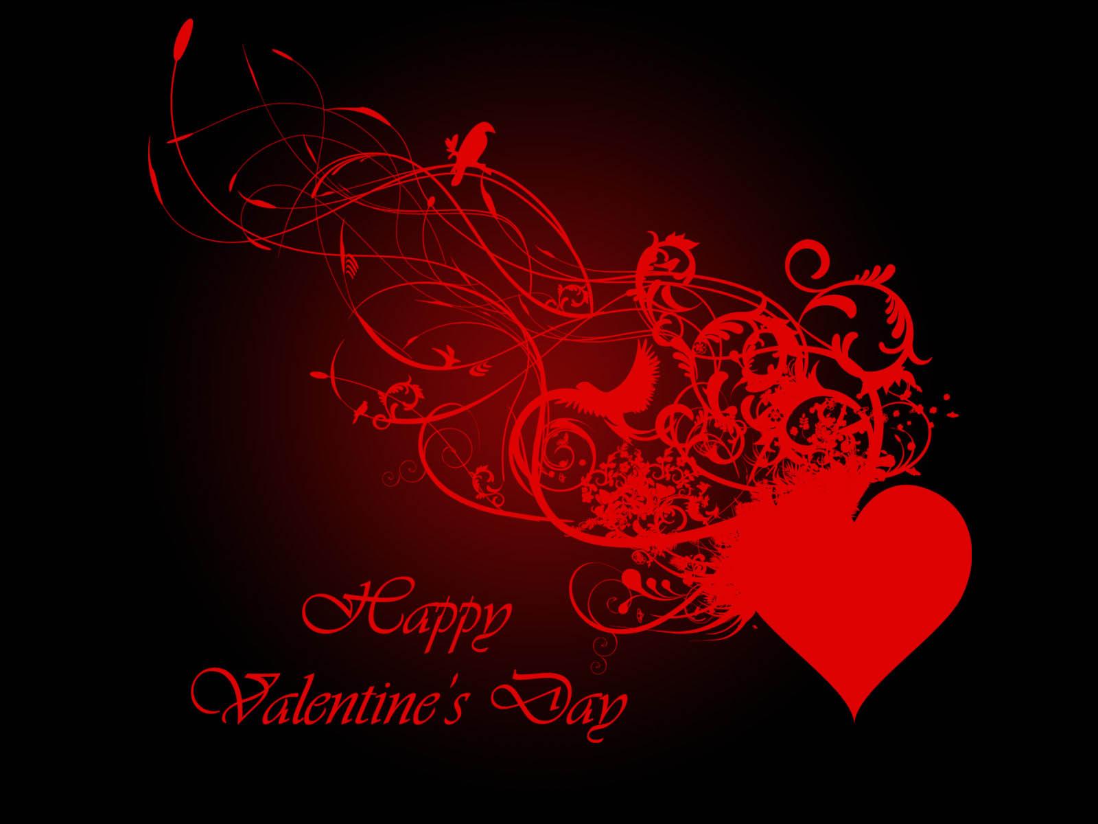 Happy Valentines Day Love Modern Hearts Latest 3d Hd Wallpaper