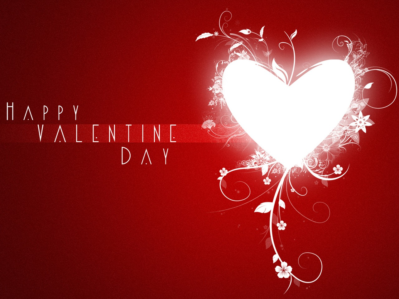 happy valentines day love white bright heart hd wallpaper