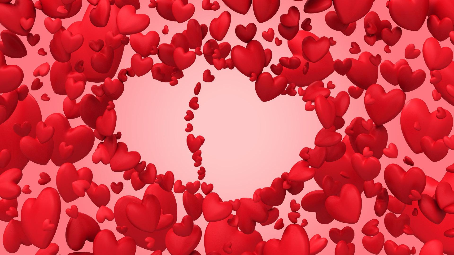 Valentines Day Love Wallpaper Theme Image Free Hd Desktop