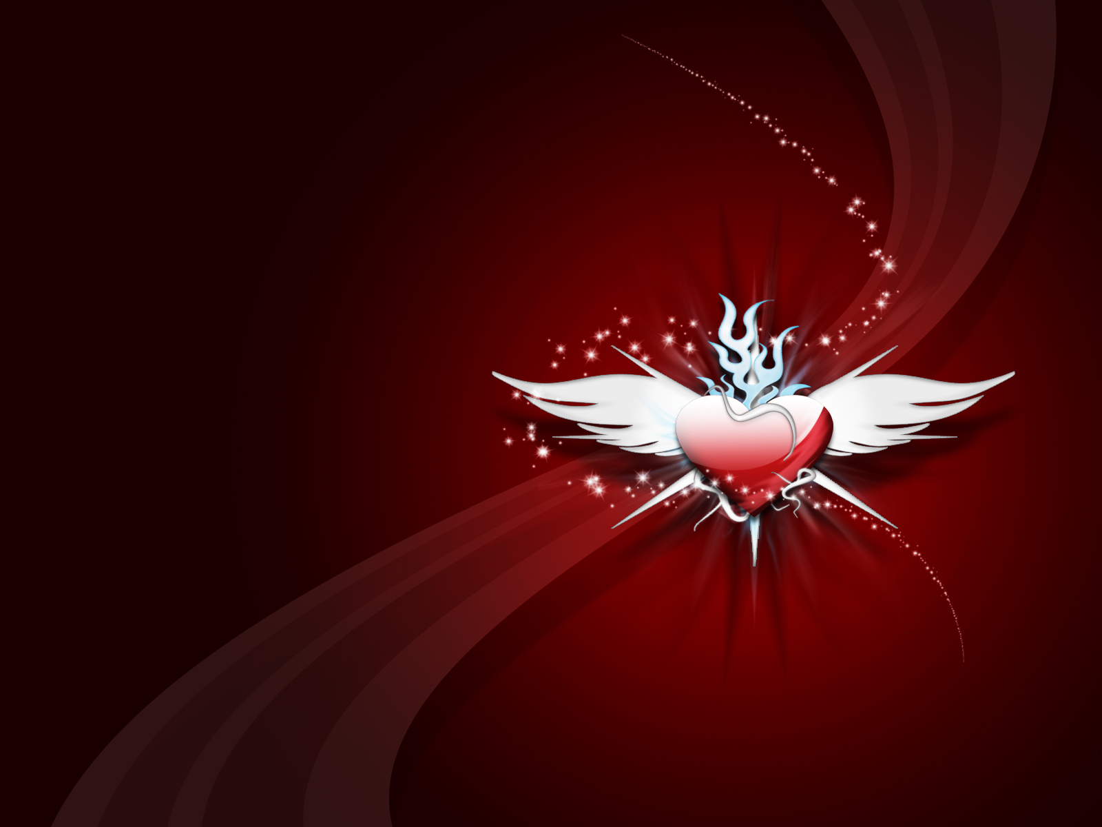 valentines day symbol wallpaper
