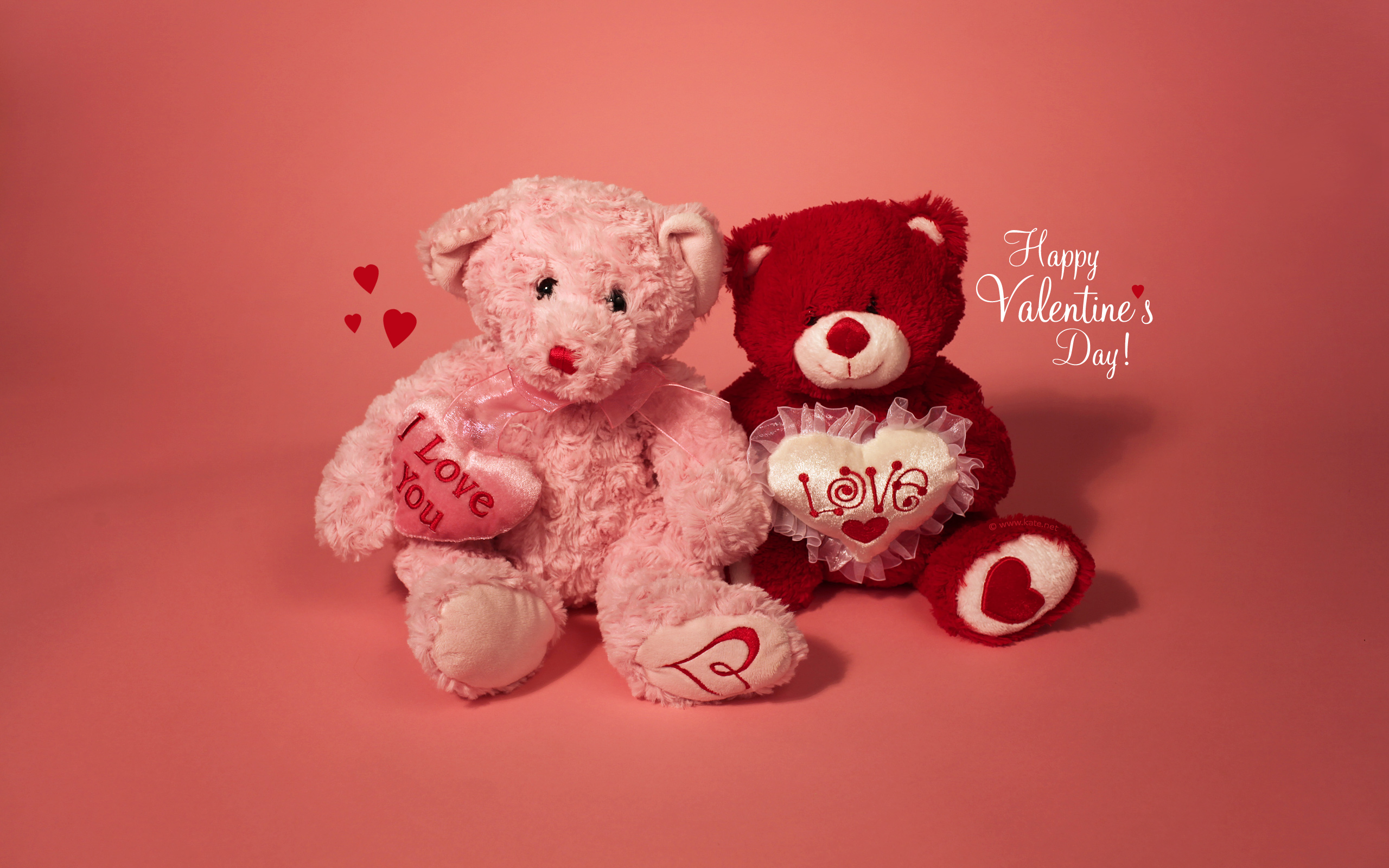 valentines day teddy bear wallpaper free hd desktop