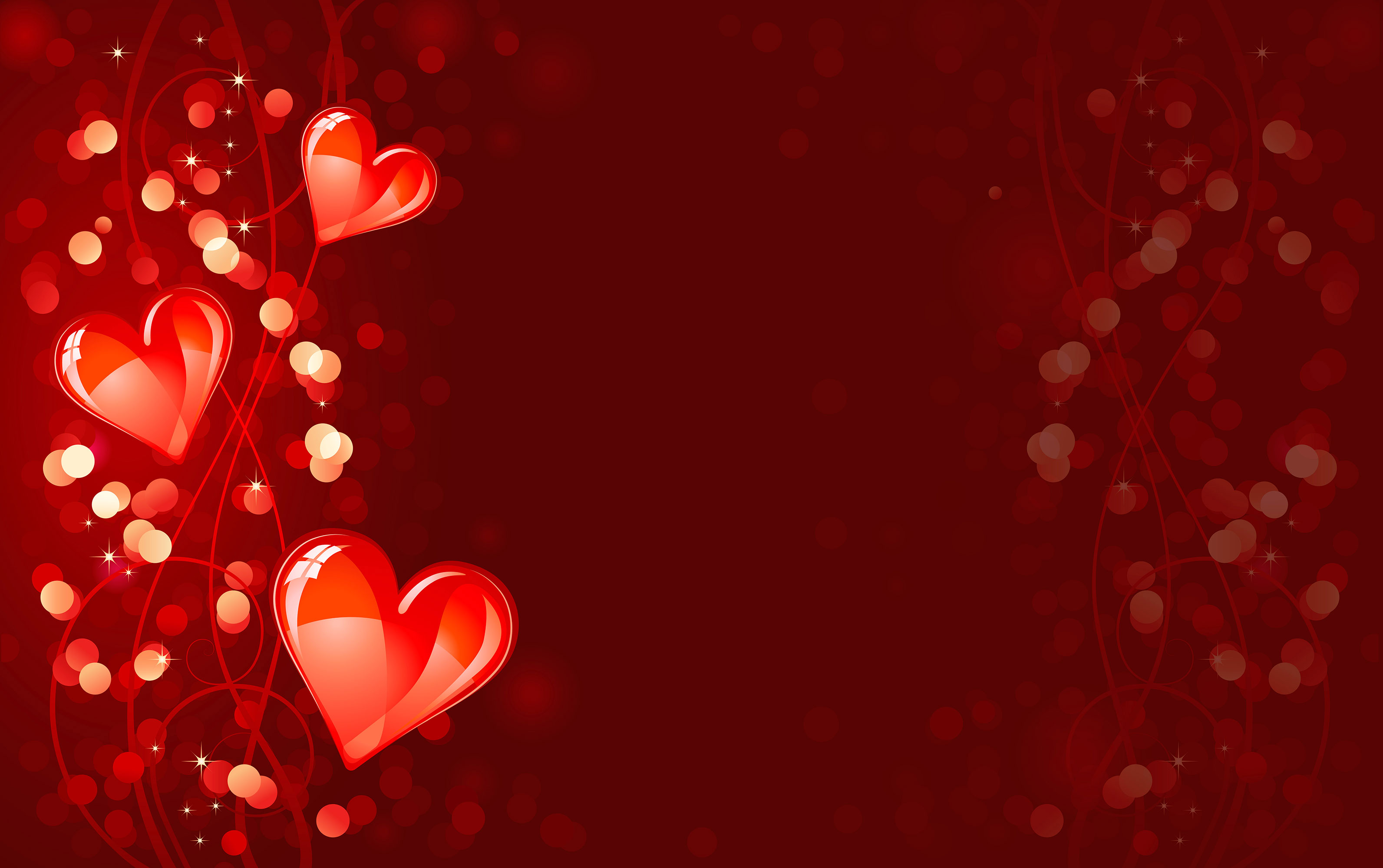 valentines day theme background wallpaper hd