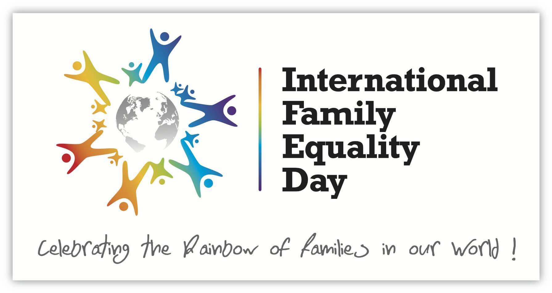 international family day hd wallpaper
