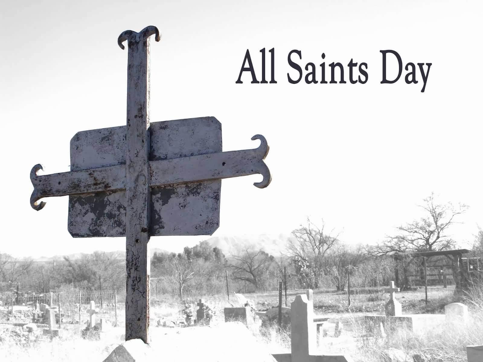 all saints day graveyard hd image