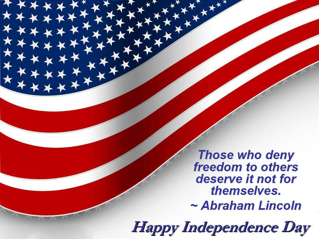 america us independence day 4th july hd quotes