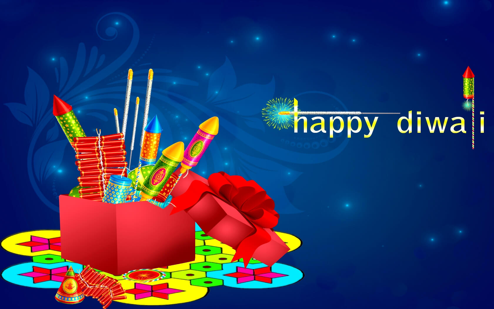 diwali deepavali crackers awesome latest hd wallpaper