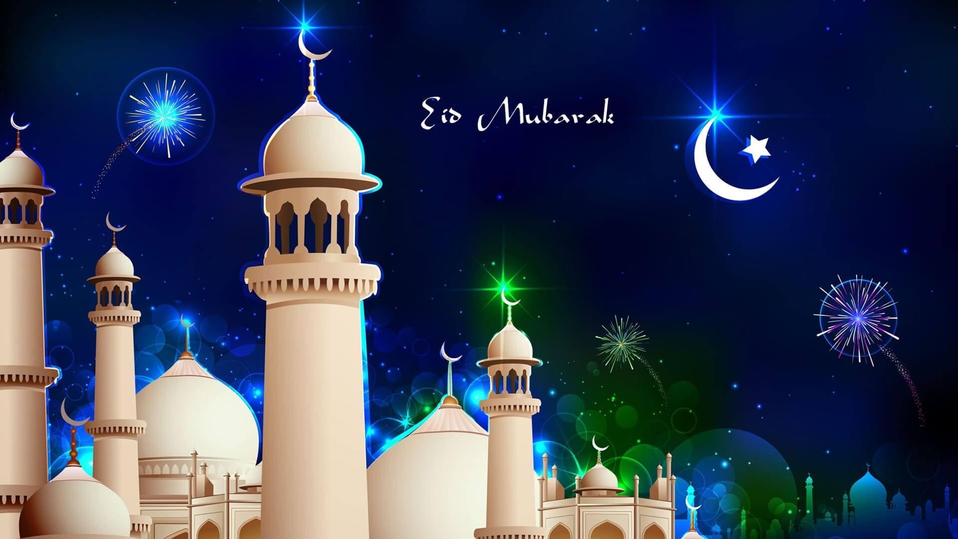eid mubark ramzan desktop wallpaper
