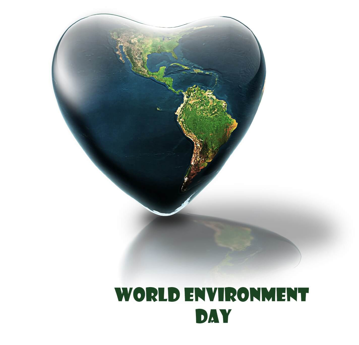 environment day save love heart earth wallpaper