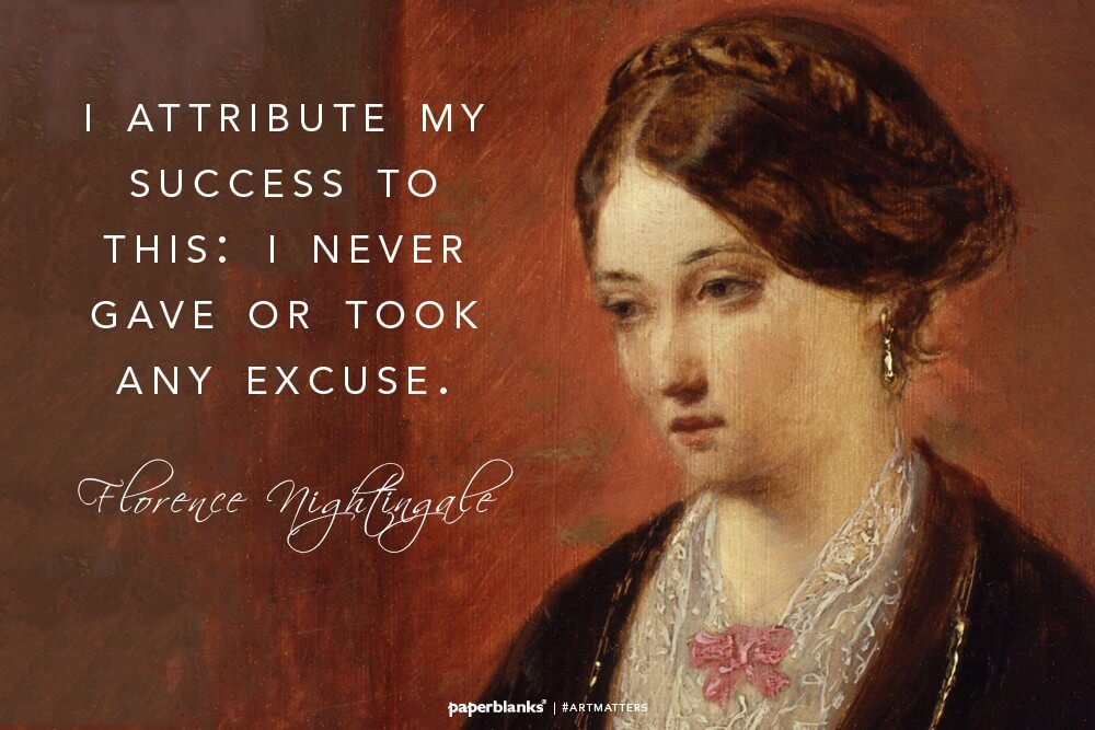 florence nightingale nurses day quote