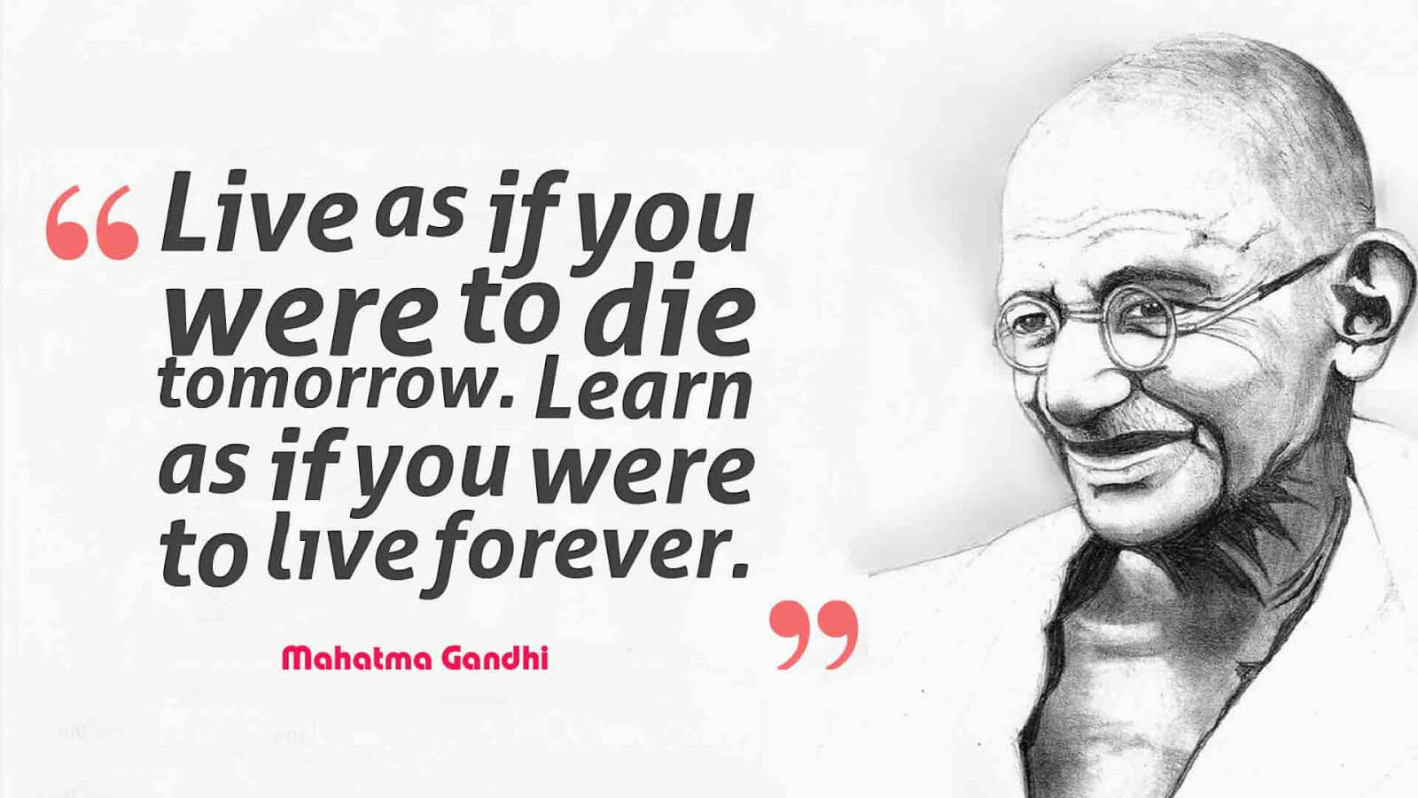Gandhi Jayanti Celebrations Quotes Latest Hd Wallpaper