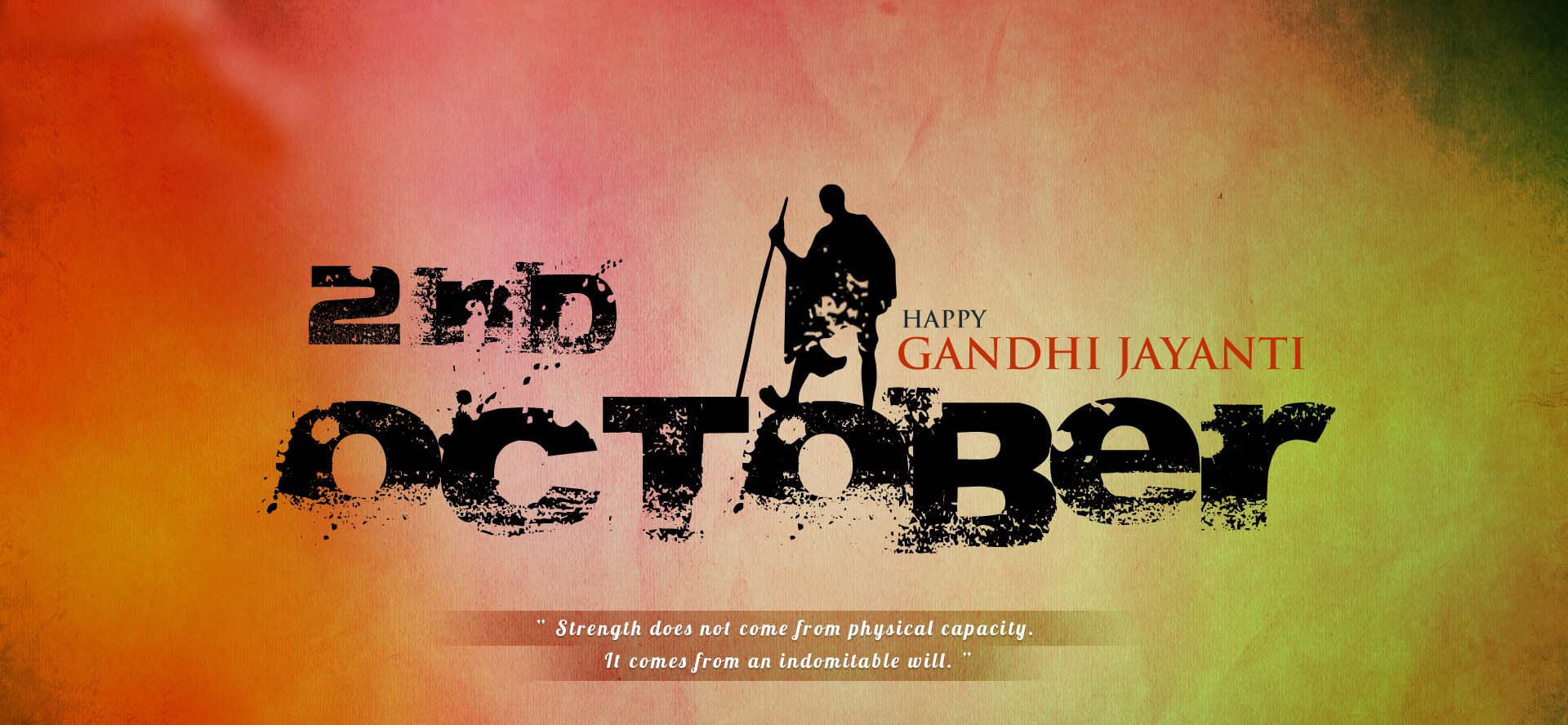gandhi jayanti october 2 hd background wallpaper