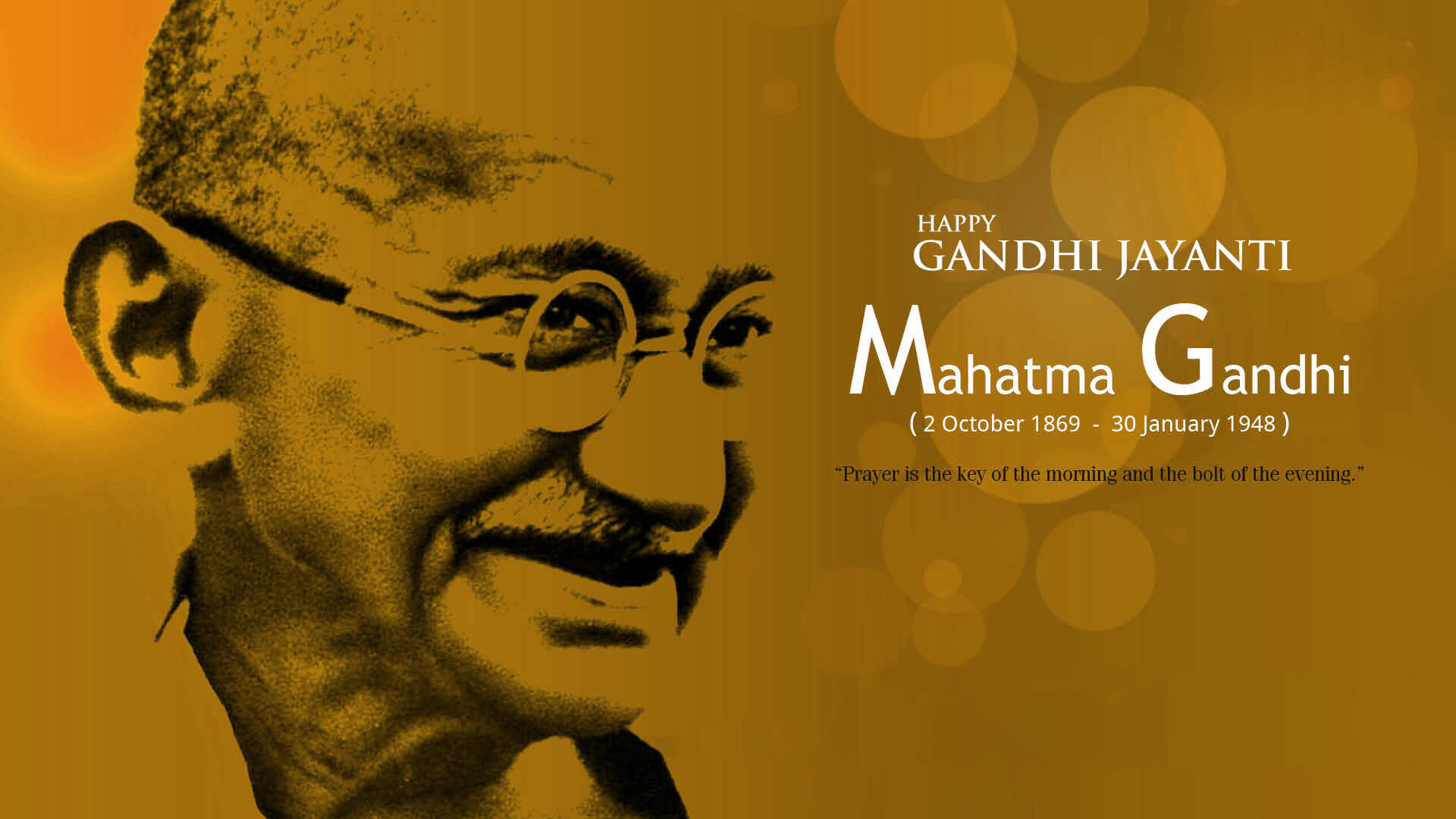 gandhi jayanti october 2 latest hd wallpaper