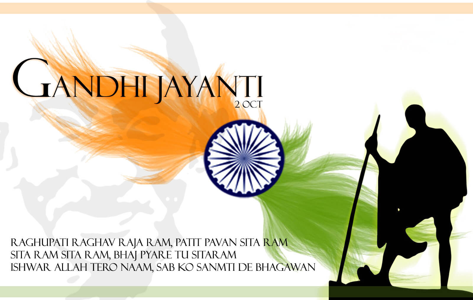 gandhi jayanti october 2 pc hd wallpaper