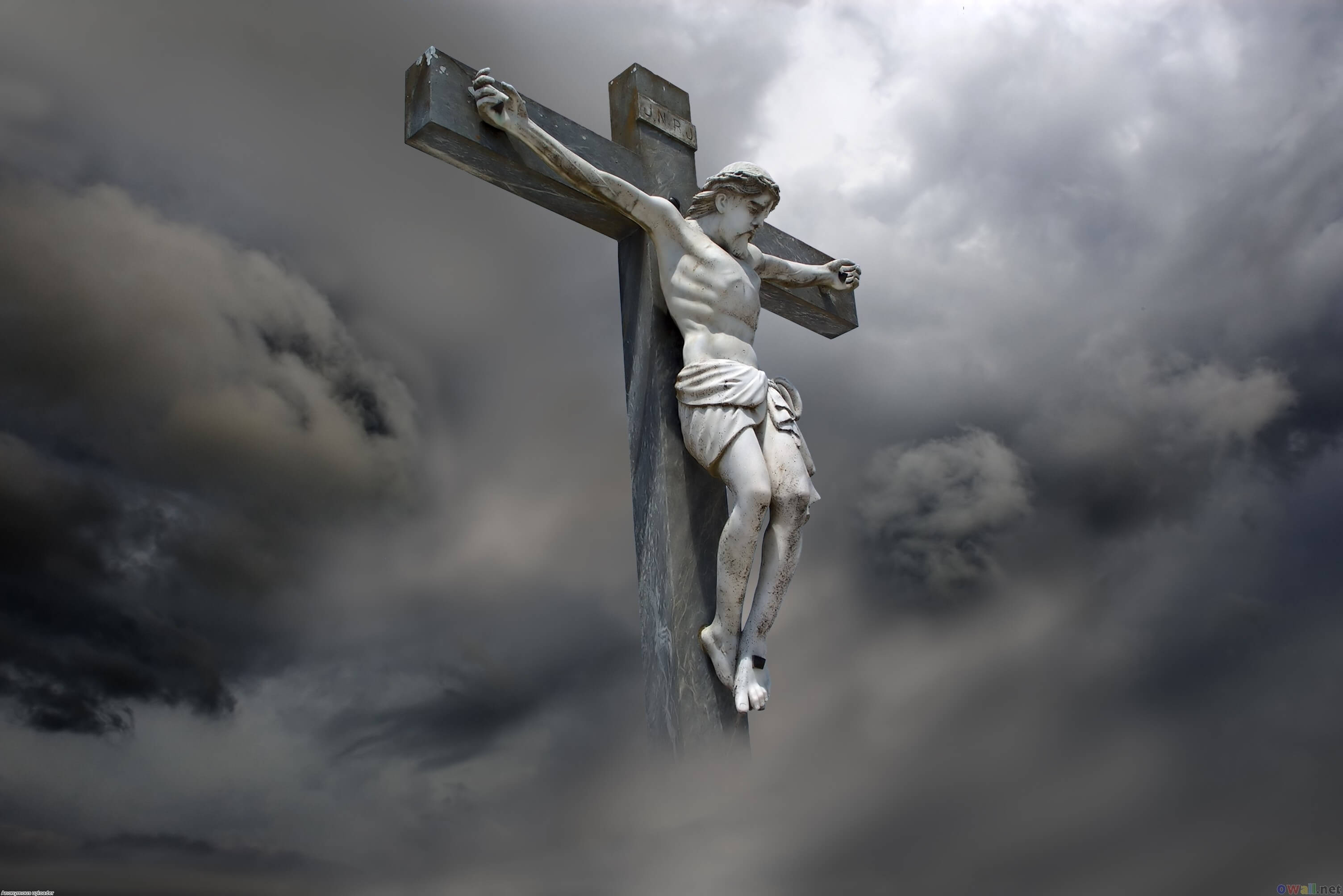 good friday jesus statie hd wallpaper free desktop background