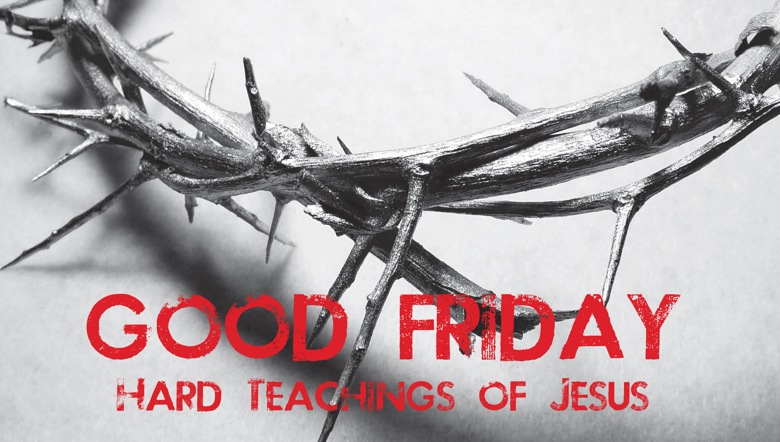 good friday thorn of jesus hd wallpaper
