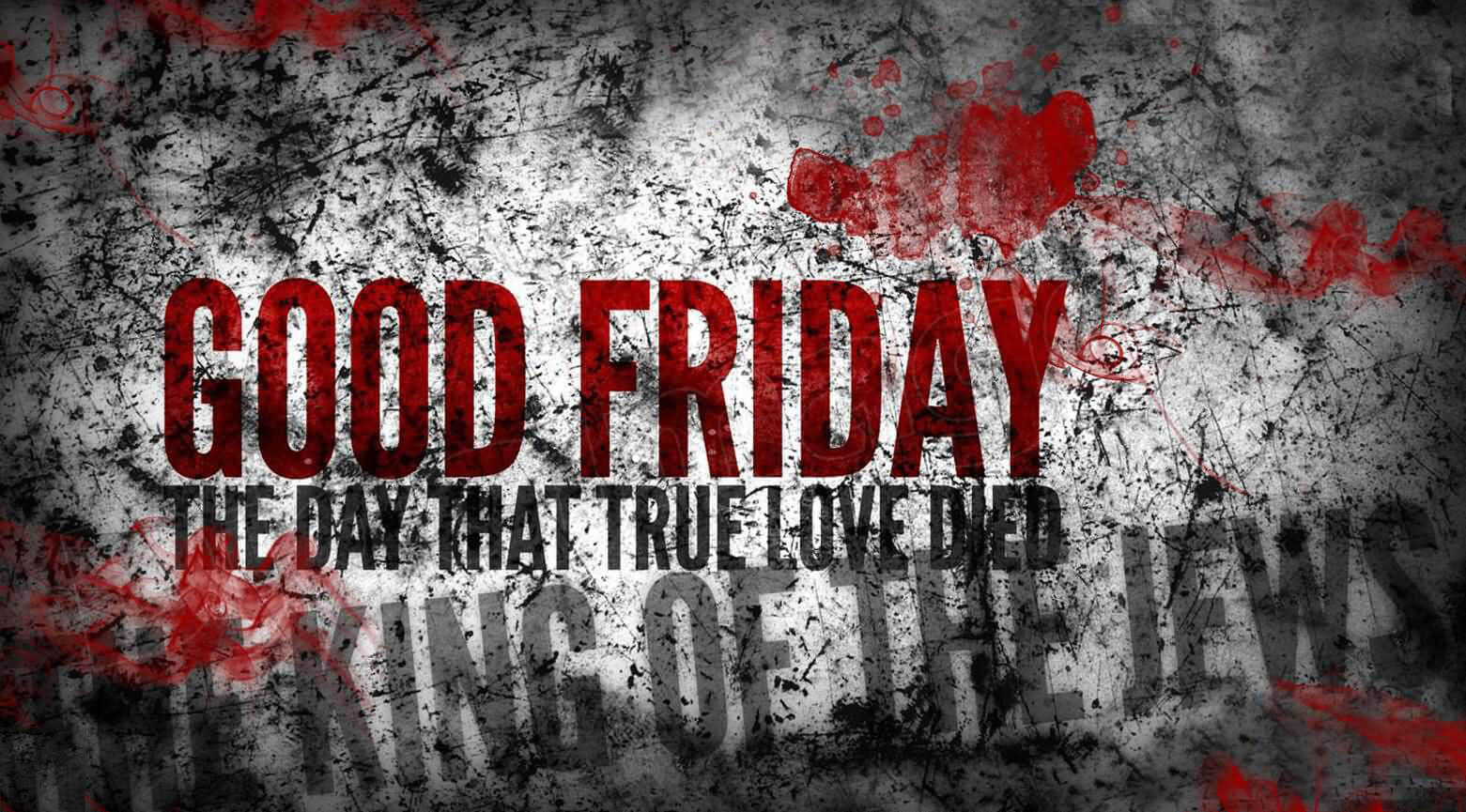 good friday true love died hd wallpaper