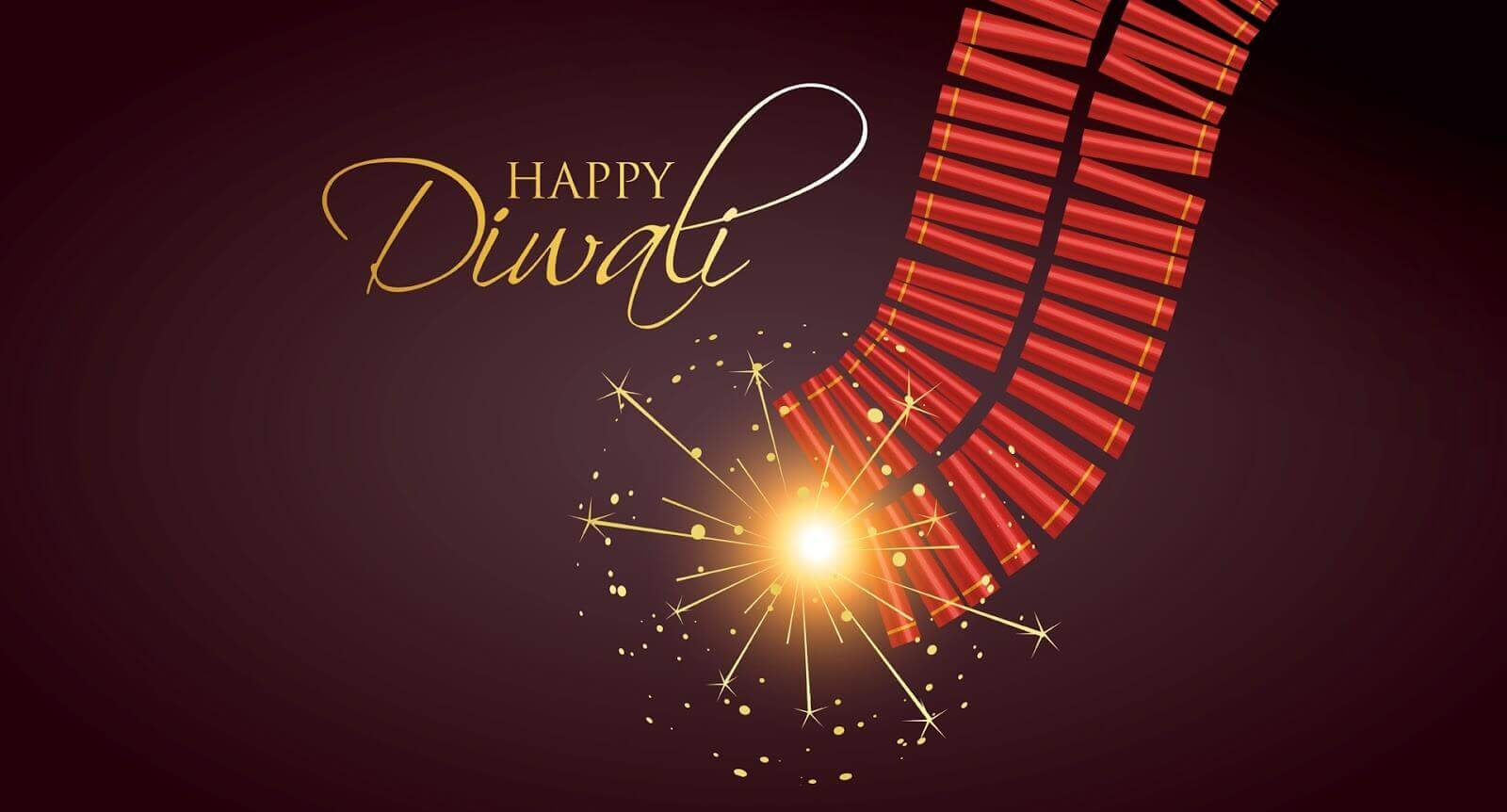 happpy diwali wishes crackers wala hd wallpaper