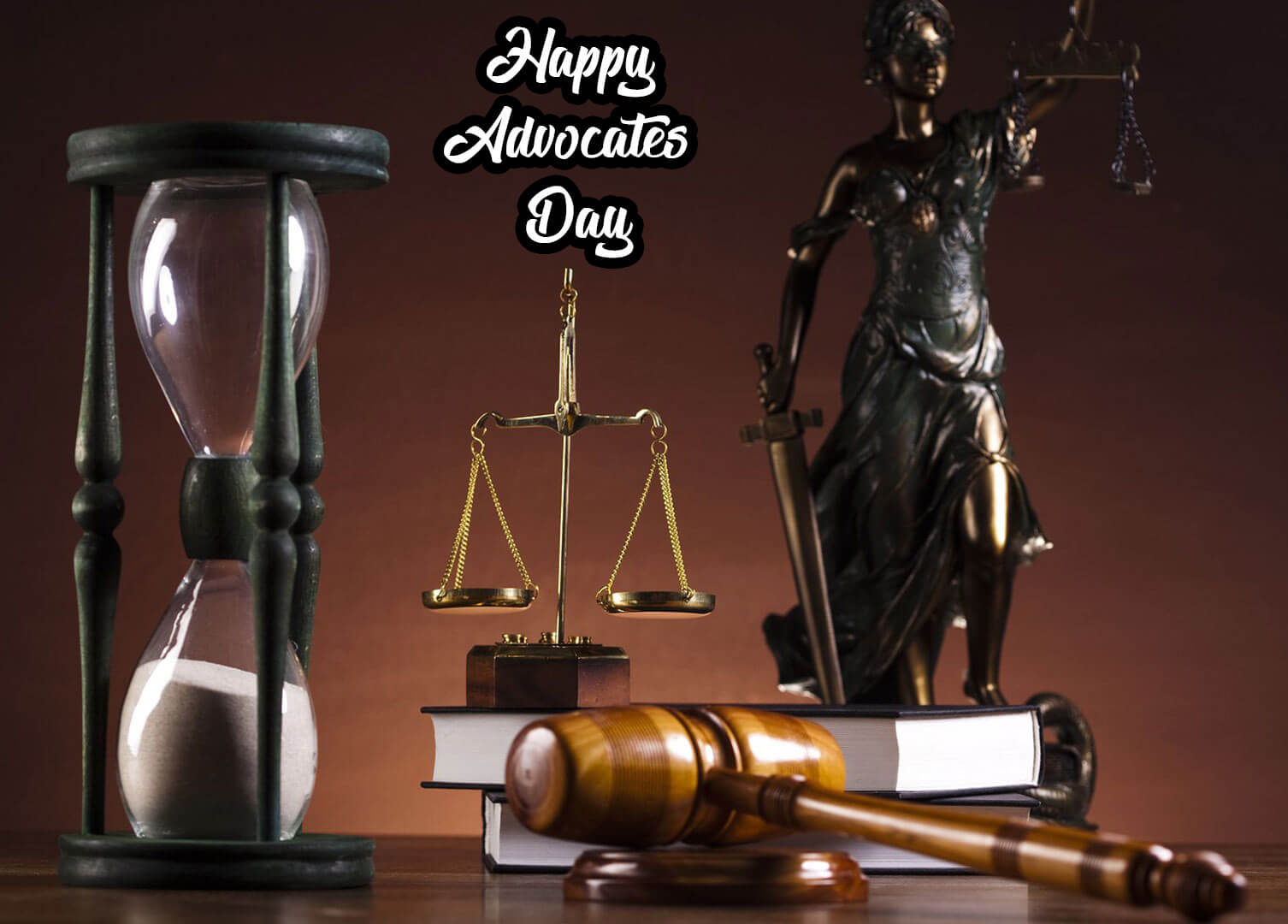 happy advocates day greetings wishes legal law justice hd wallpaper