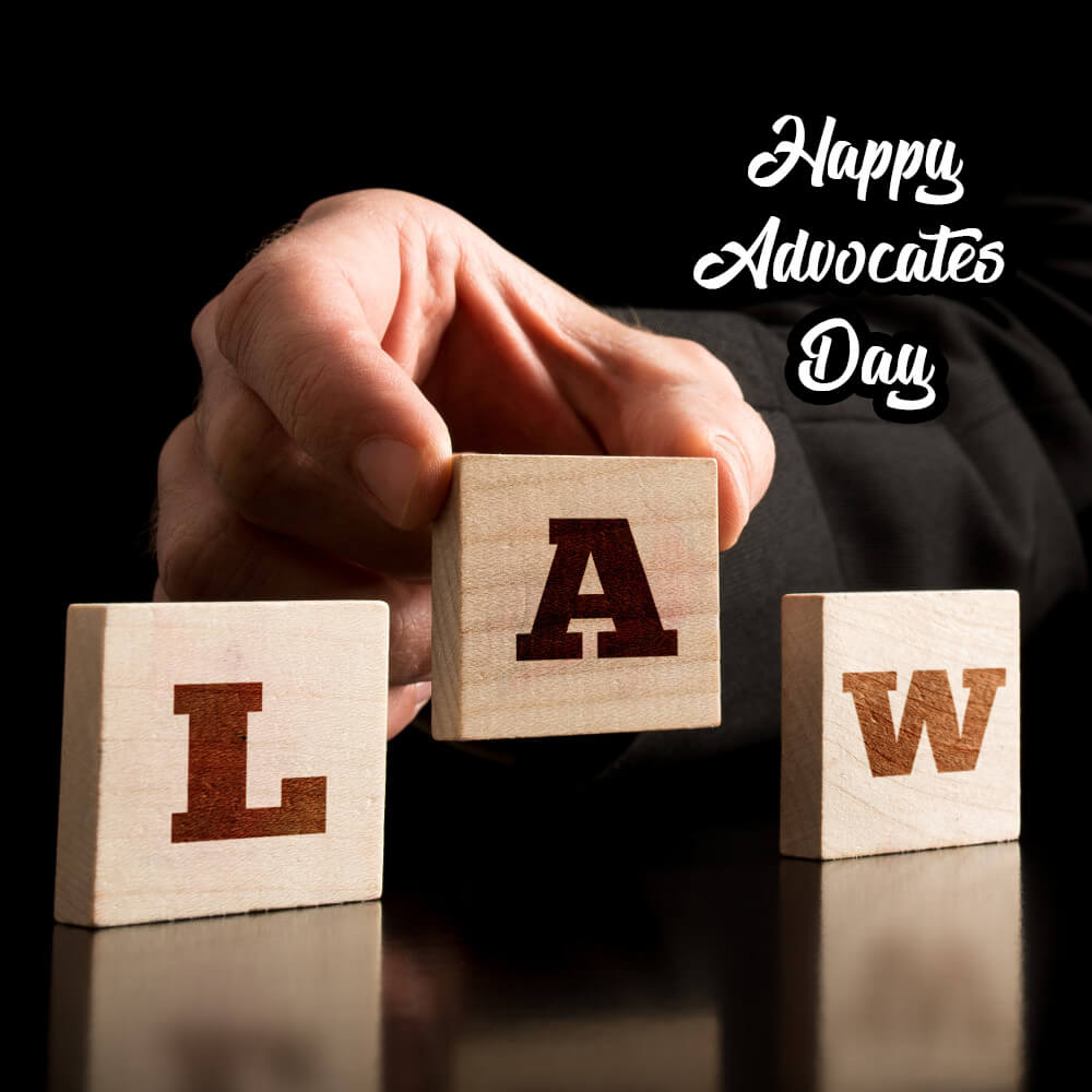 happy advocates day wishes greetings justice law hd pc wallpaper